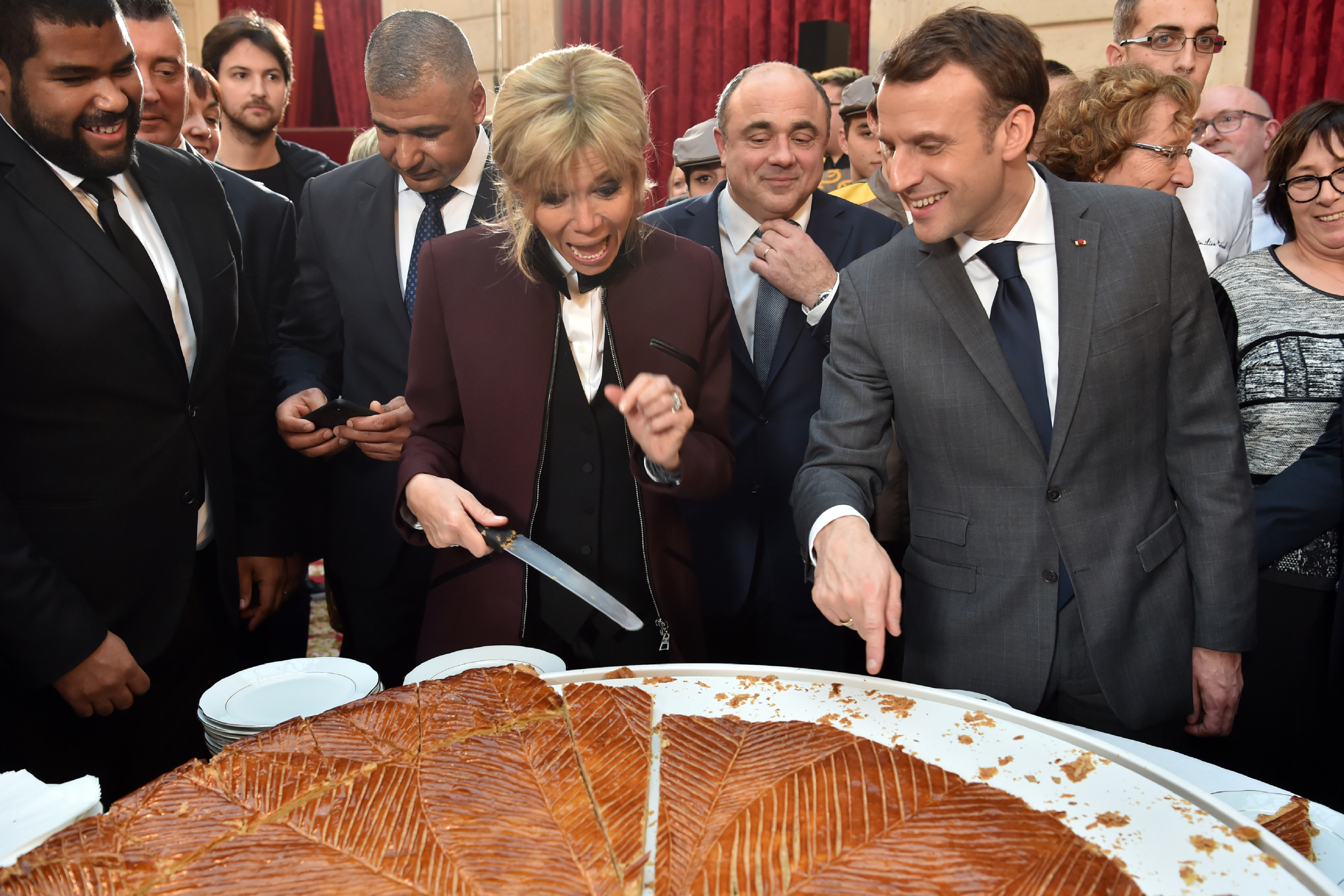 Brigitte Biography Says Young Macron Wrote Steamy Book About Their Romance Voice Of America English