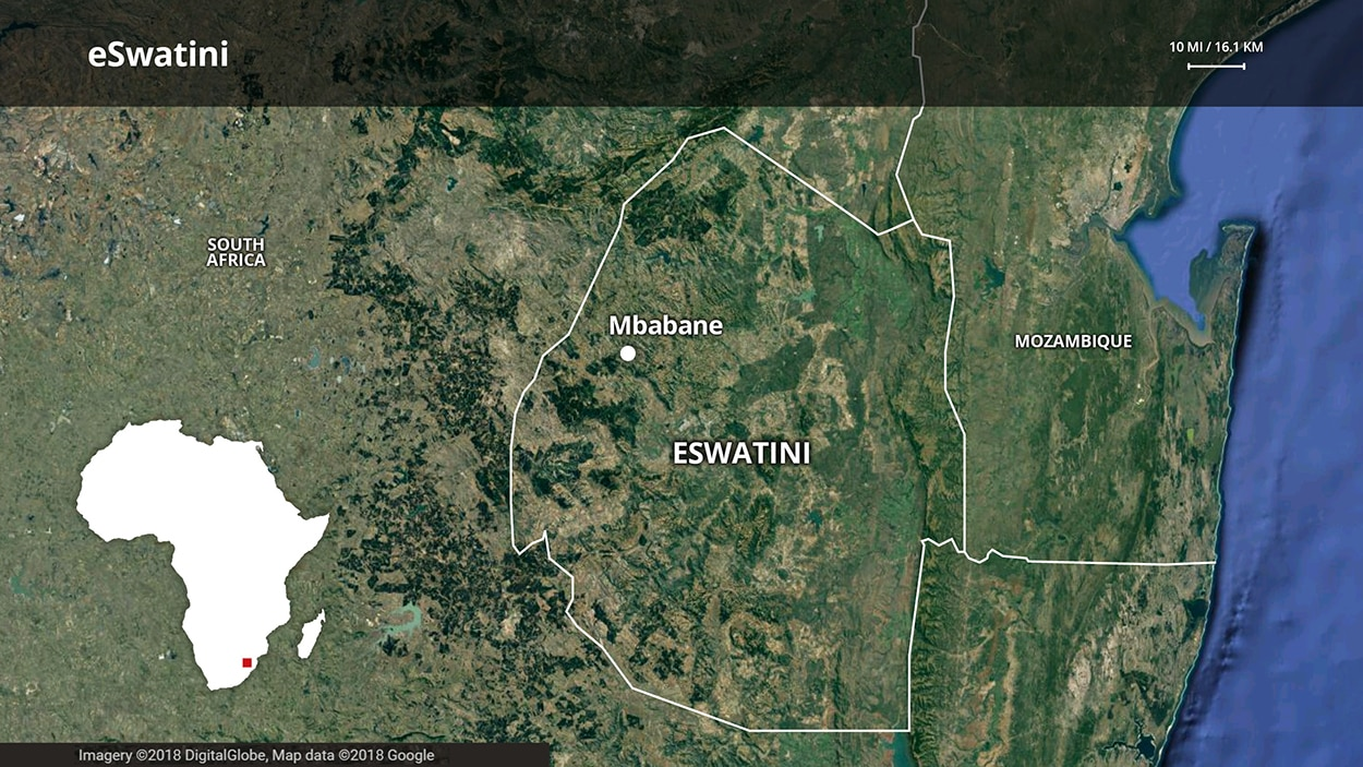 Arrest of Eswatini Lawmakers Condemned by International Community