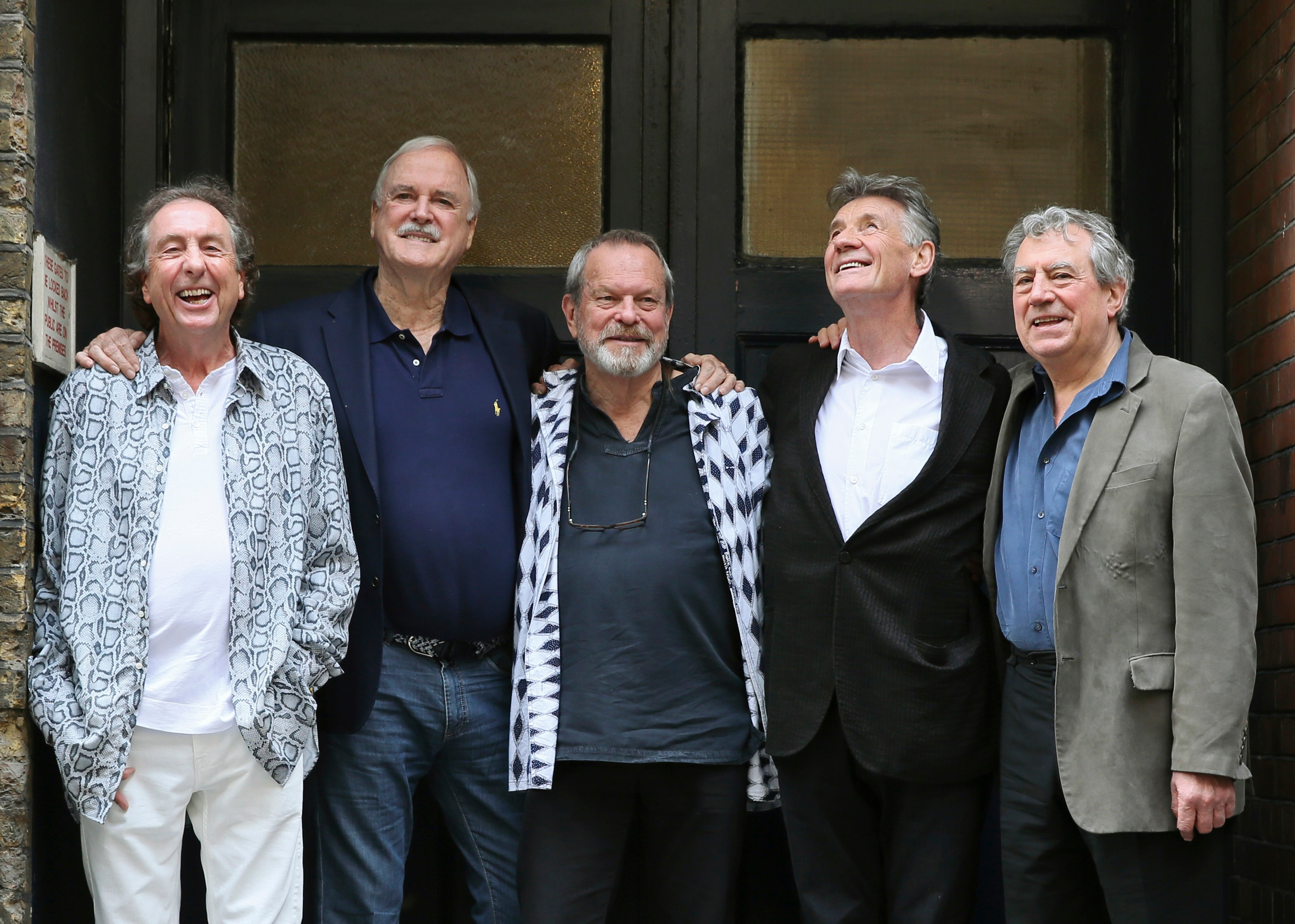 Monty Python Group Performs Probably For Last Time Voice Of America English