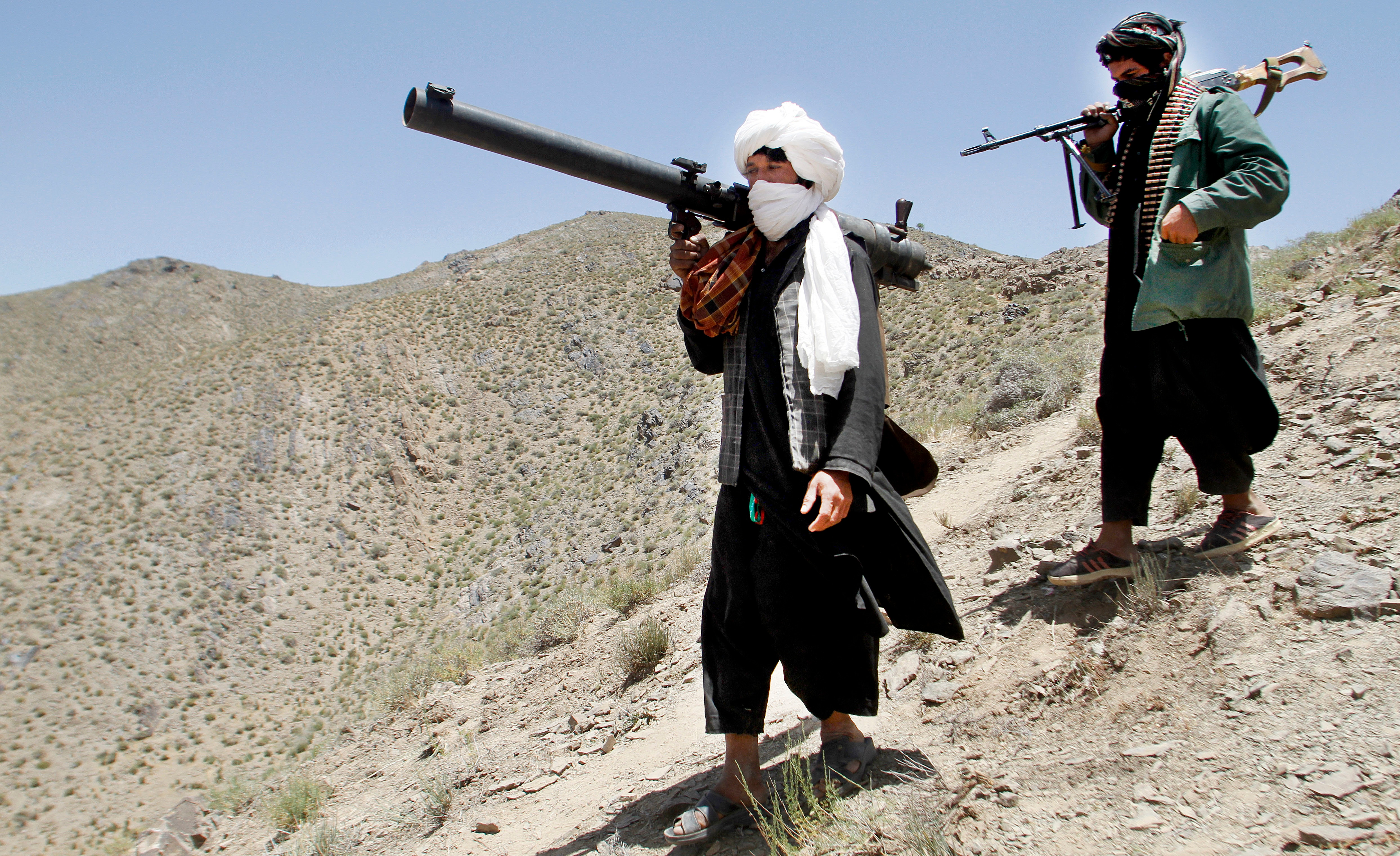 Why Isn T Afghan Taliban On Us List Of Foreign Terror Groups Voice Of America English