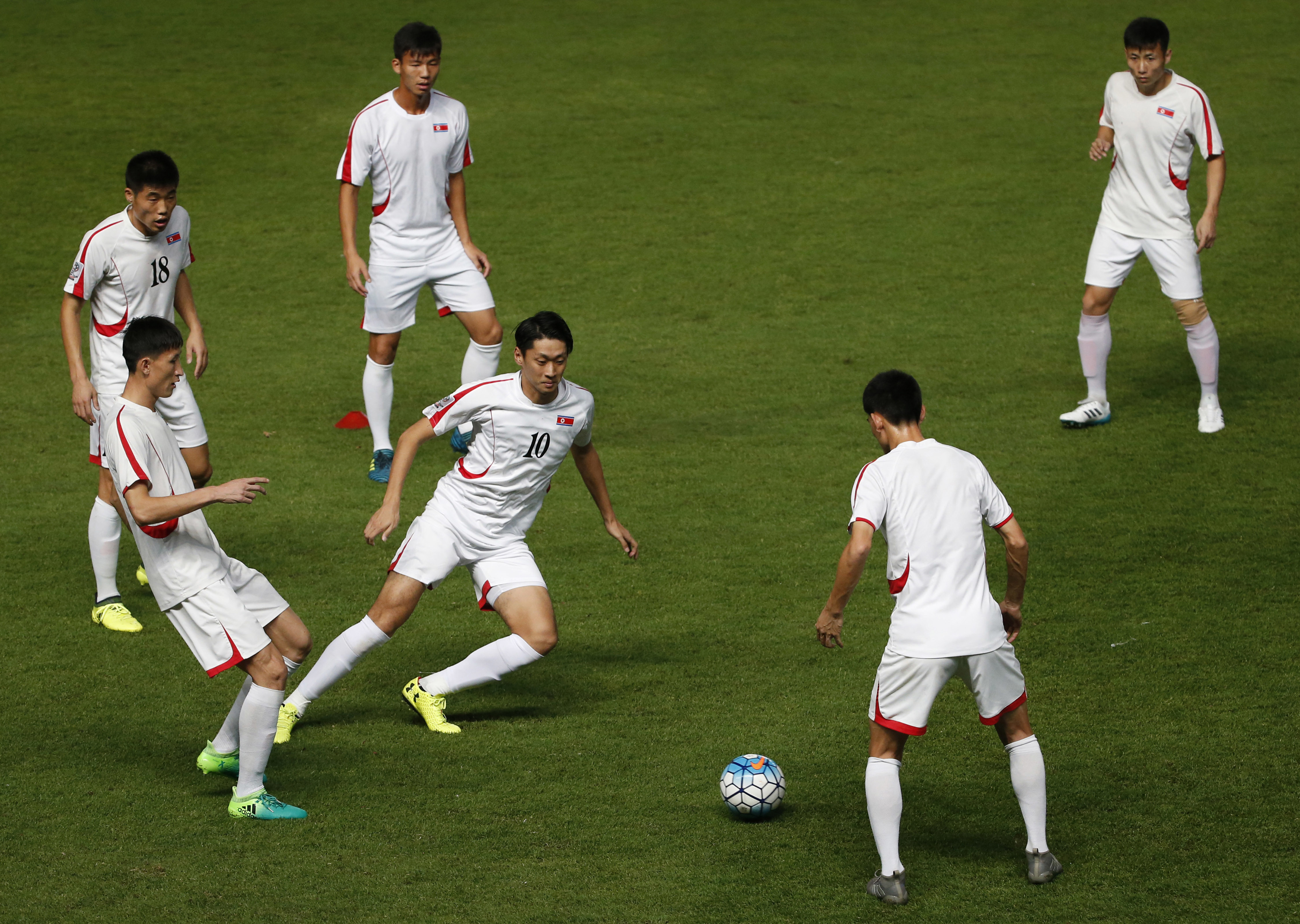 North, South Korea to Meet in 2022 World Cup Qualifiers ...