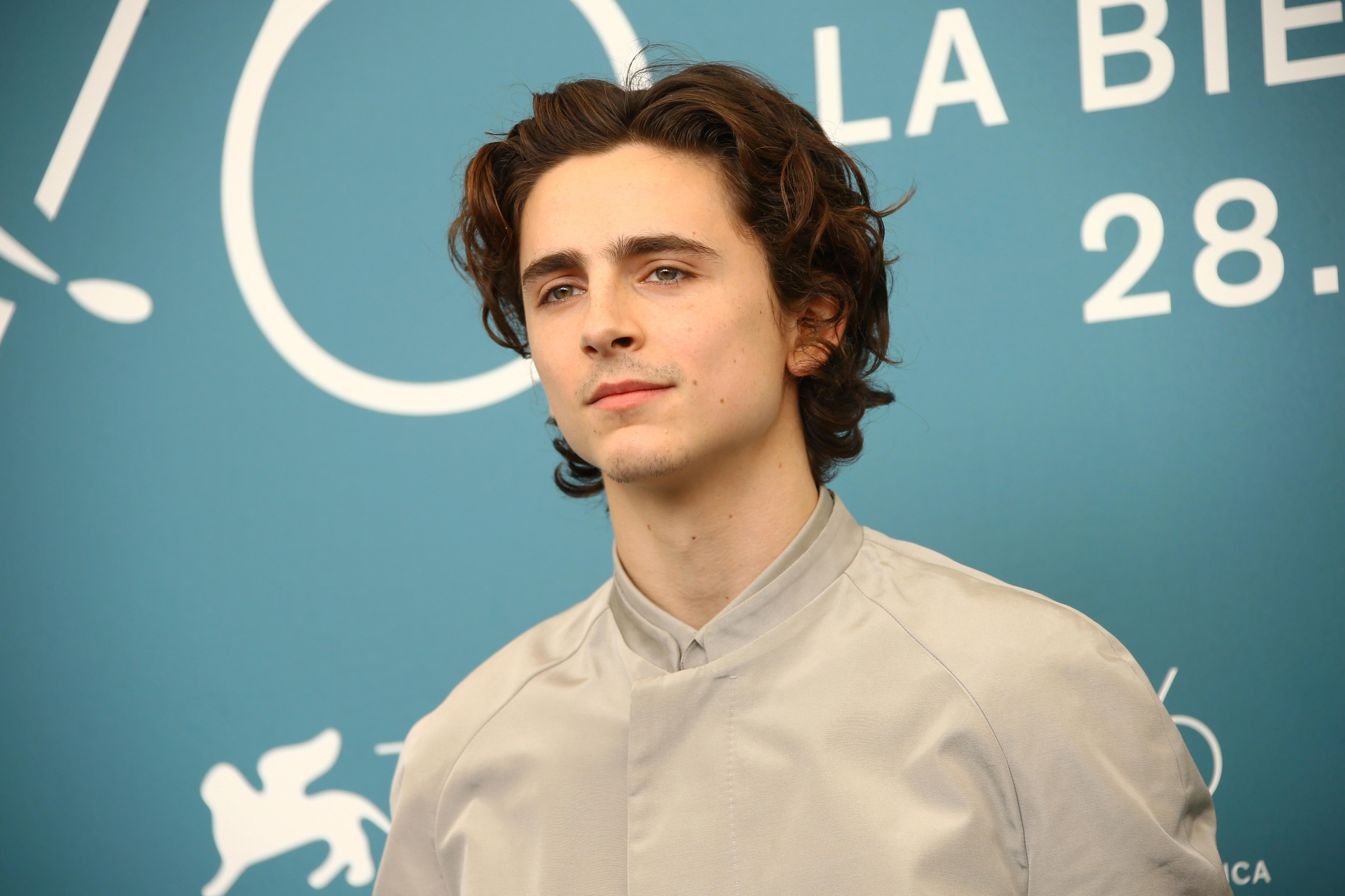 For Timothee Chalamet Becoming The King Was Terrifying Voice Of America English