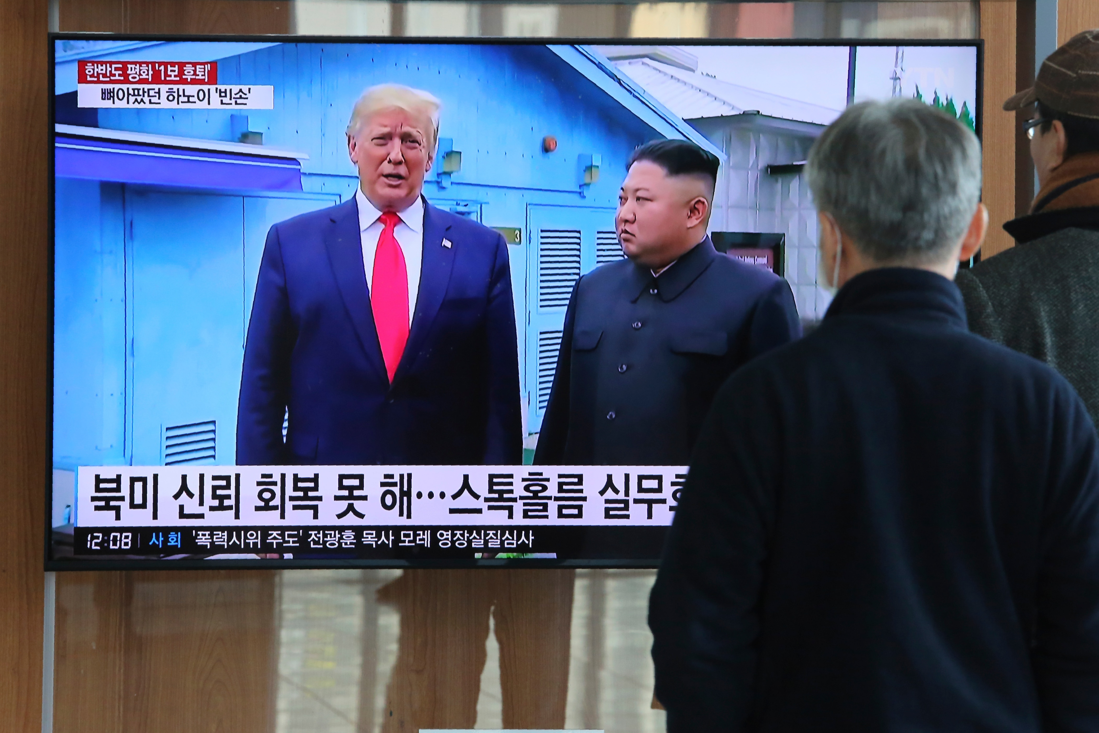 North Korea Says It`s Not Interested in Another...