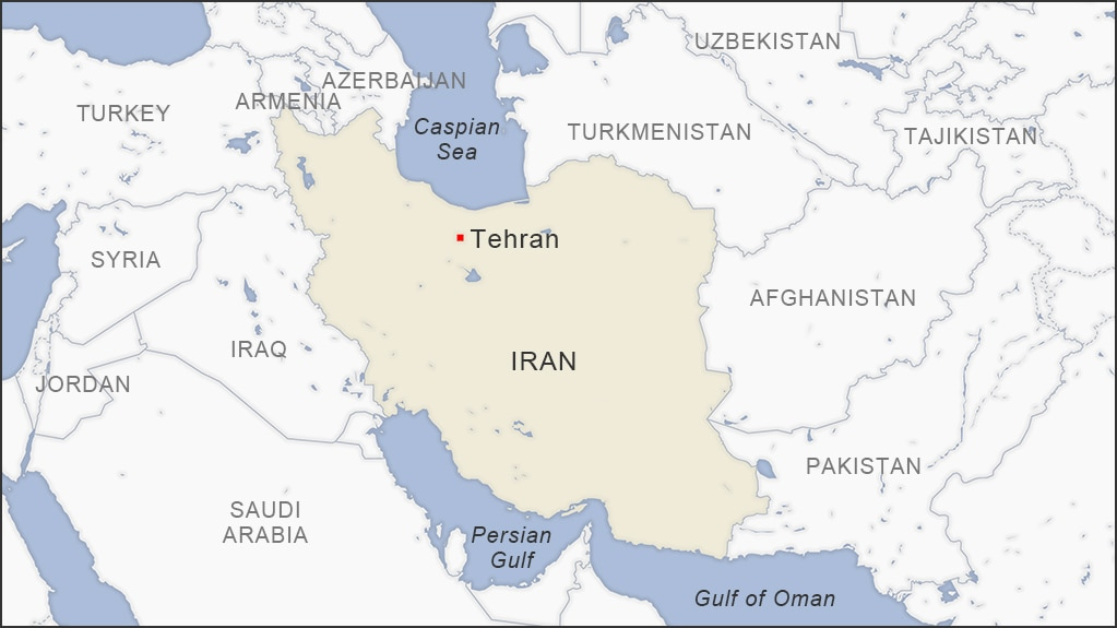 Iran Says it Has Detained US-Based Opposition Leader...