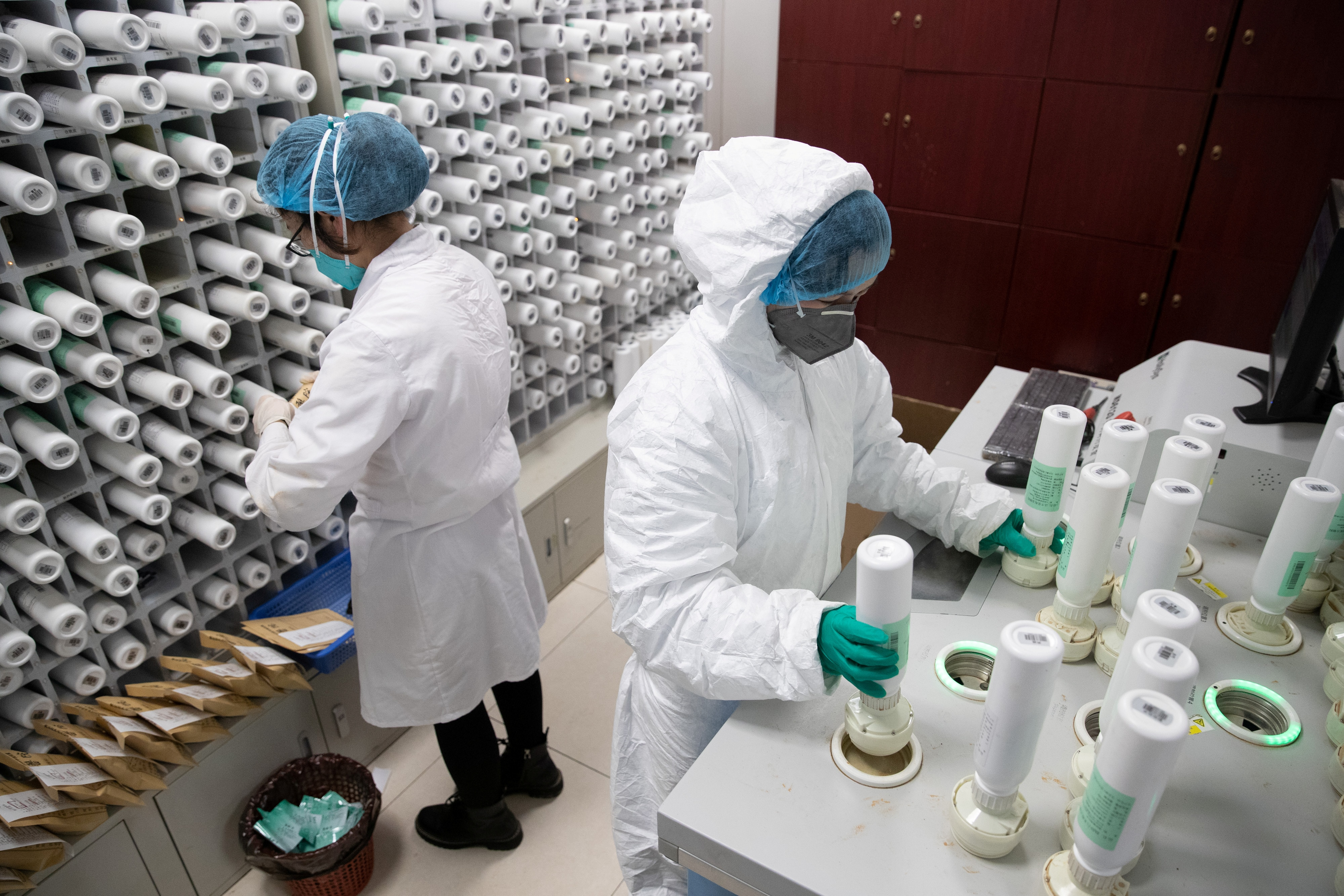China Coronavirus Vaccine Could Be Ready For Emergency Use In April Voice Of America English