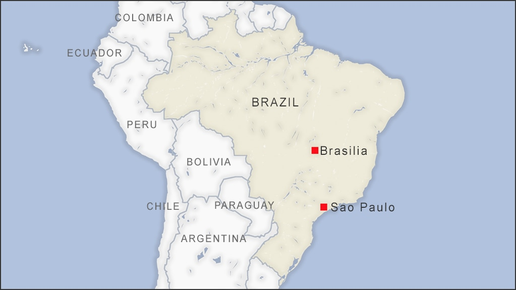 Cyclone kills 9 in Brazil