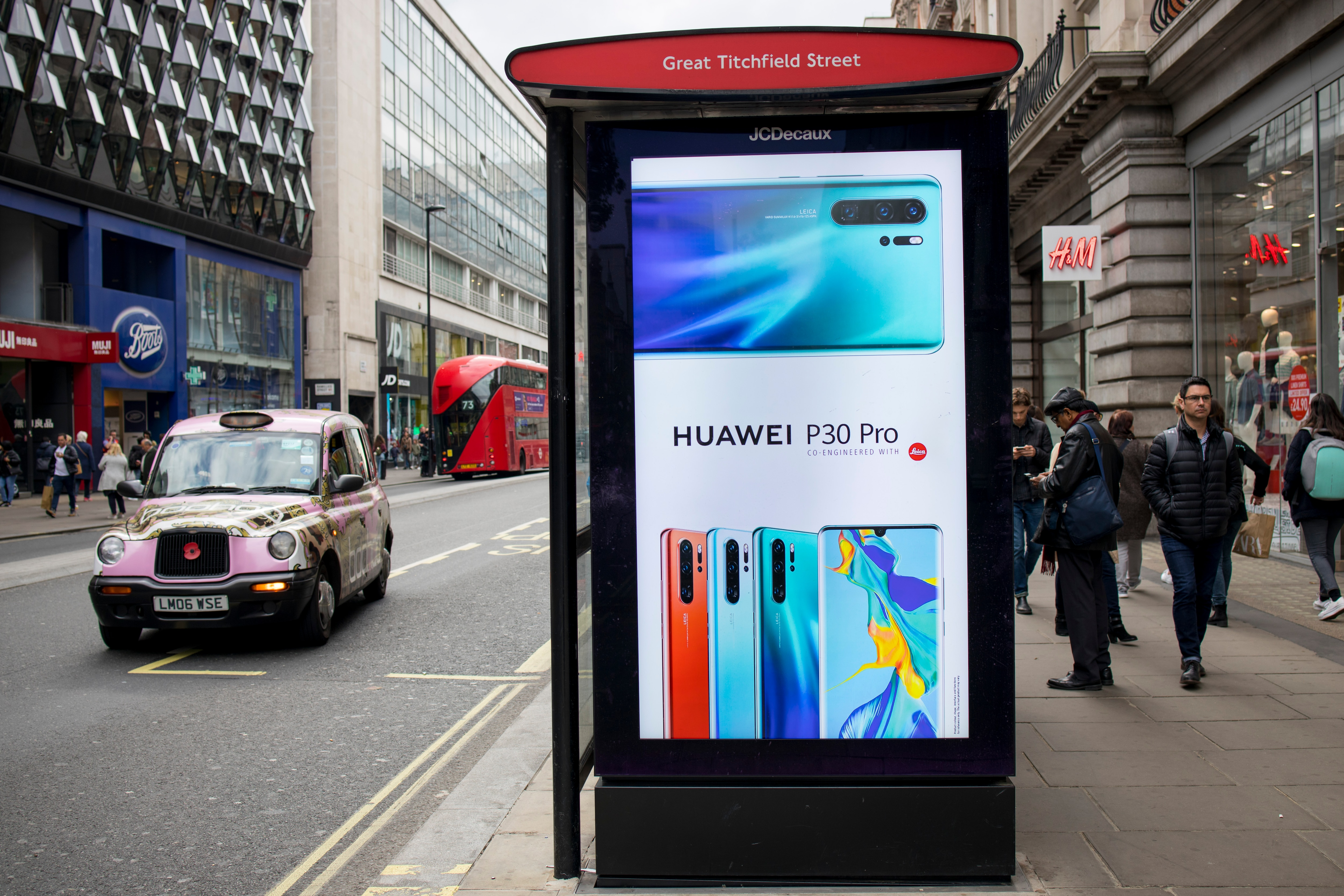 Britain`s Huawei Ban Resets Relations With China