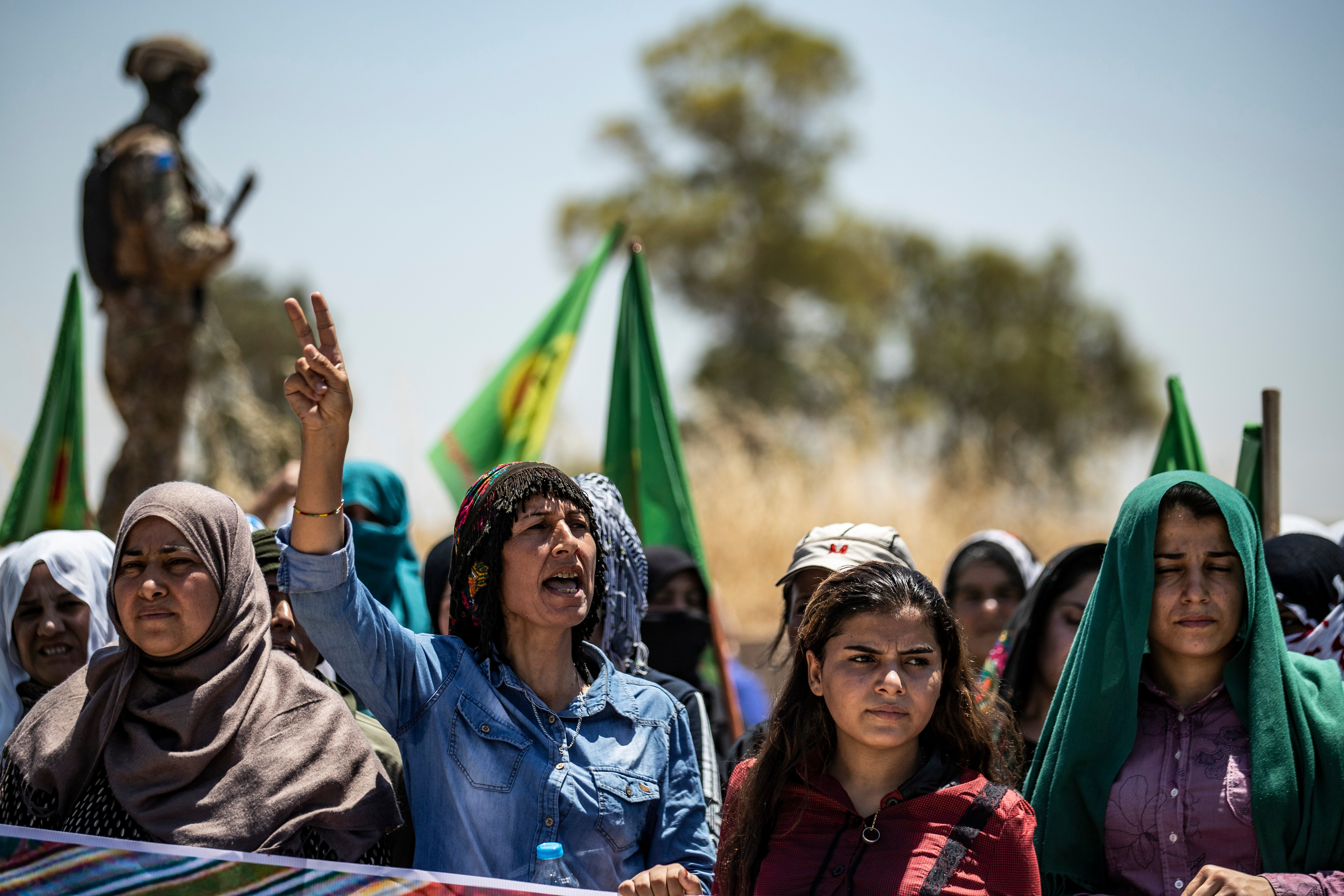 Syrian Kurds Alarmed Over UN Security Council Vote...