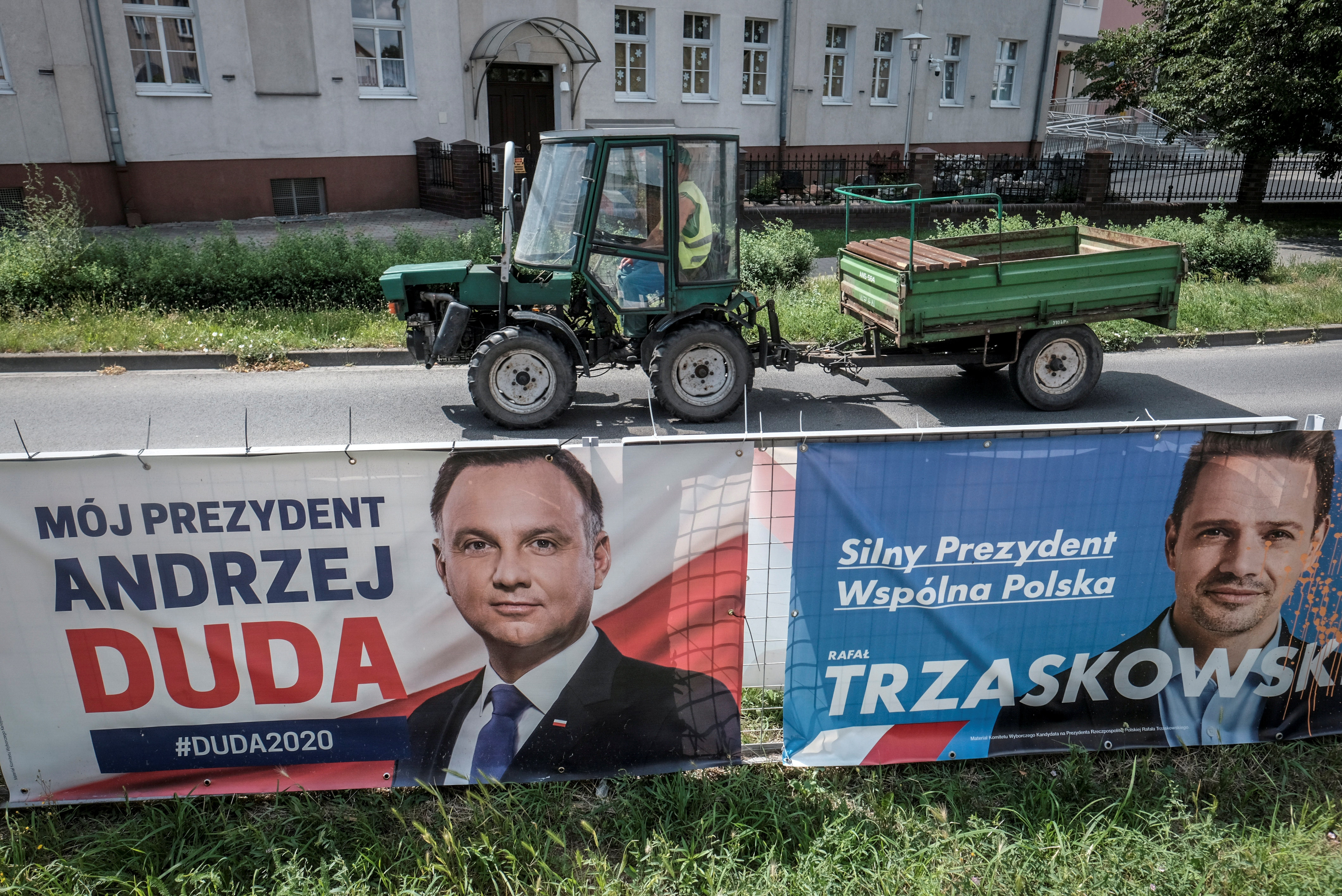 Poland Presidential Election Likely Heading to Courts