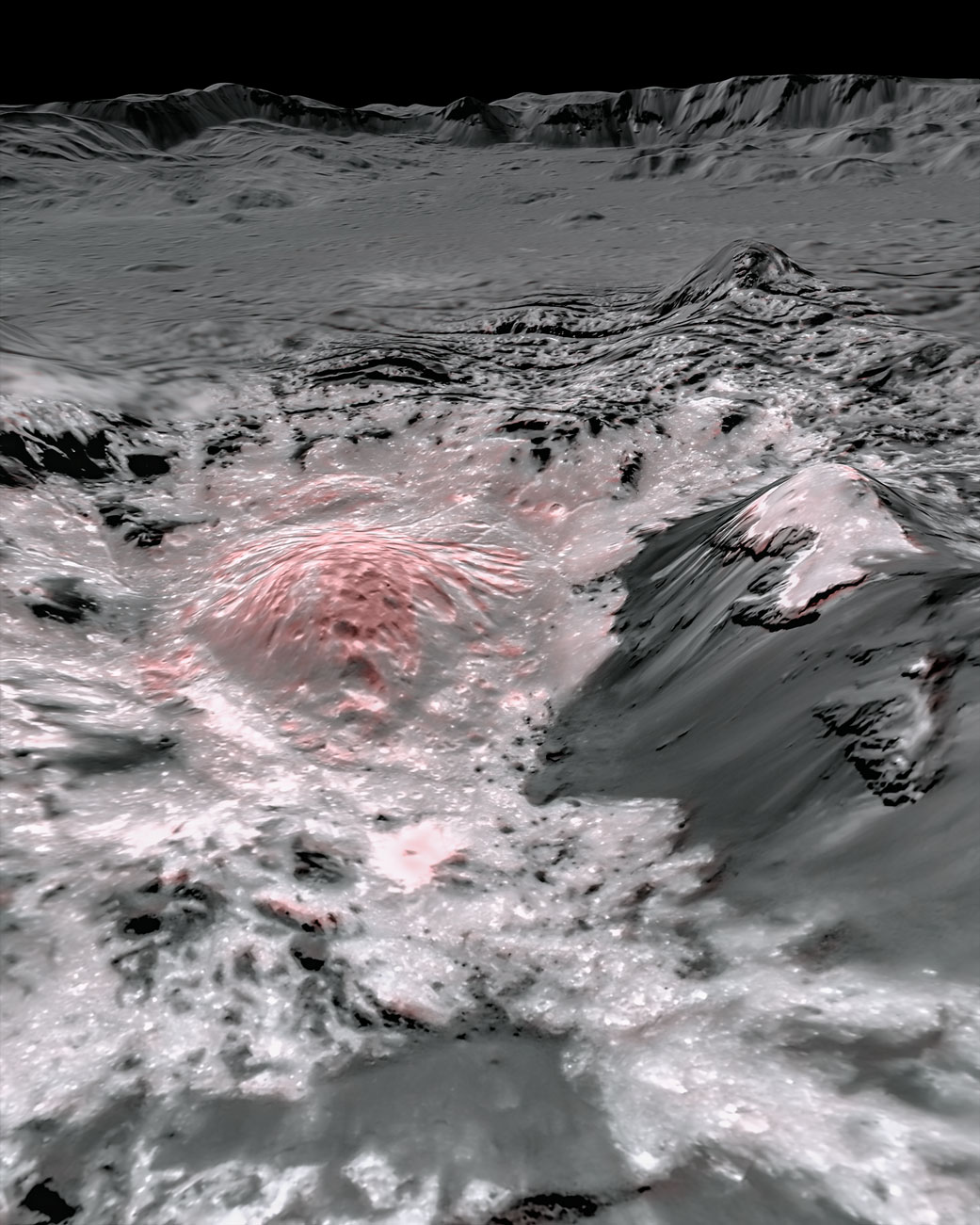 NASA Probe Discovers 'Salty Water' Beneath Surface of Dwarf Planet - Voice of America