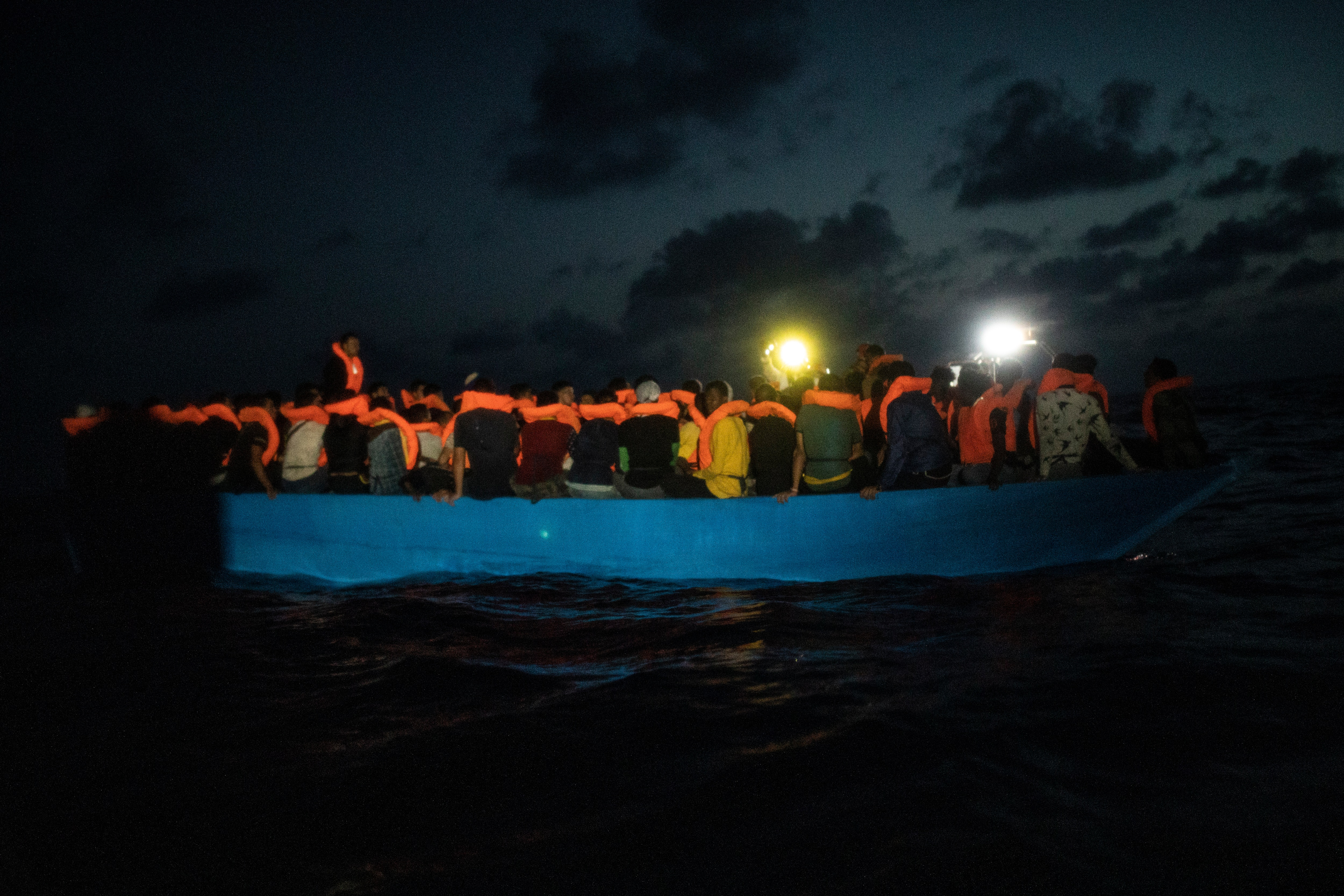 UN Appeals for Protection, Support for African Refugees Fleeing Toward Mediterranean - Voice of America