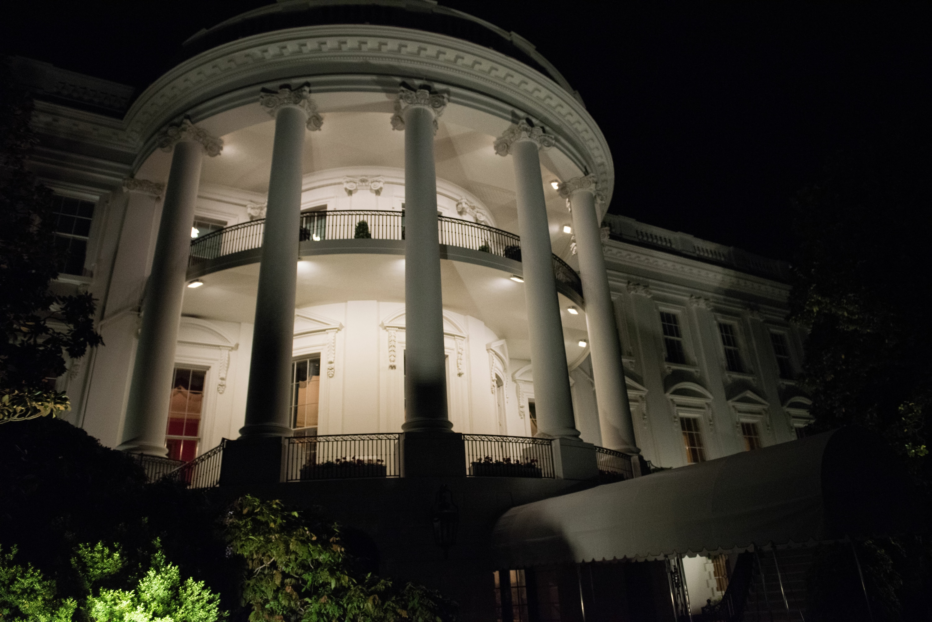 Is the White House Haunted?