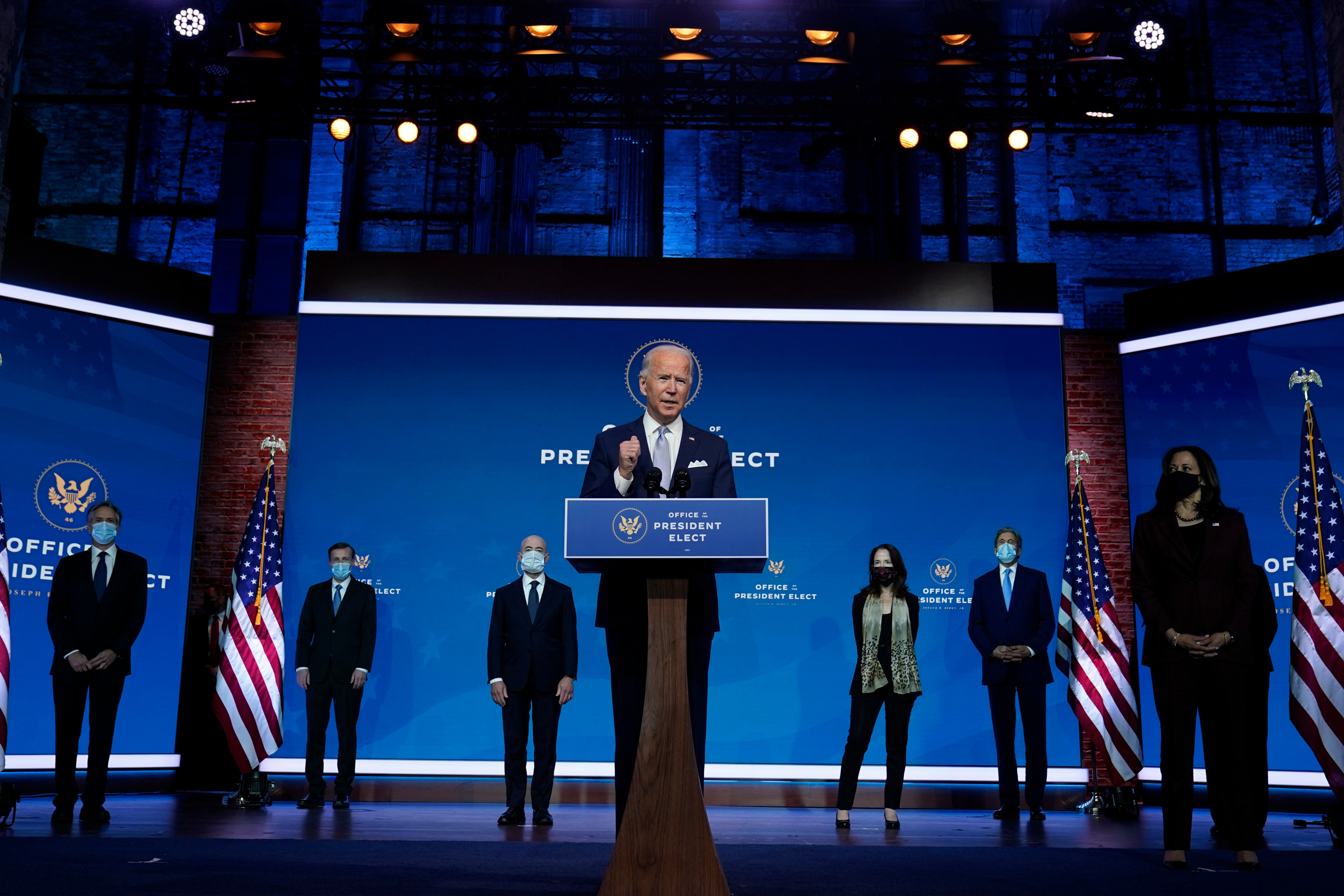 Biden Administration - National Security/Foreign Policy Preview