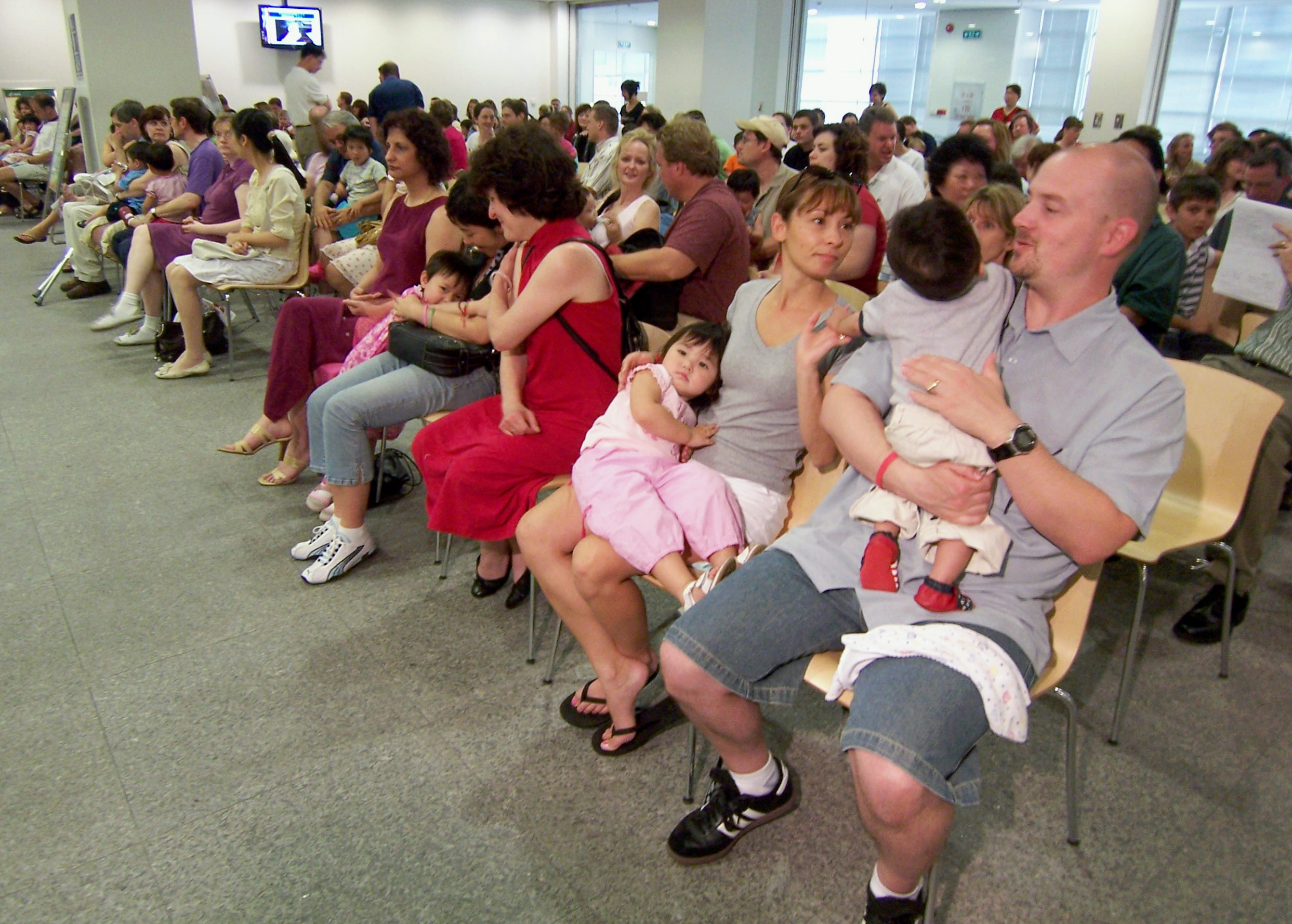 www.voanews.com: International Adoptions Resume Amid COVID, But Not in China