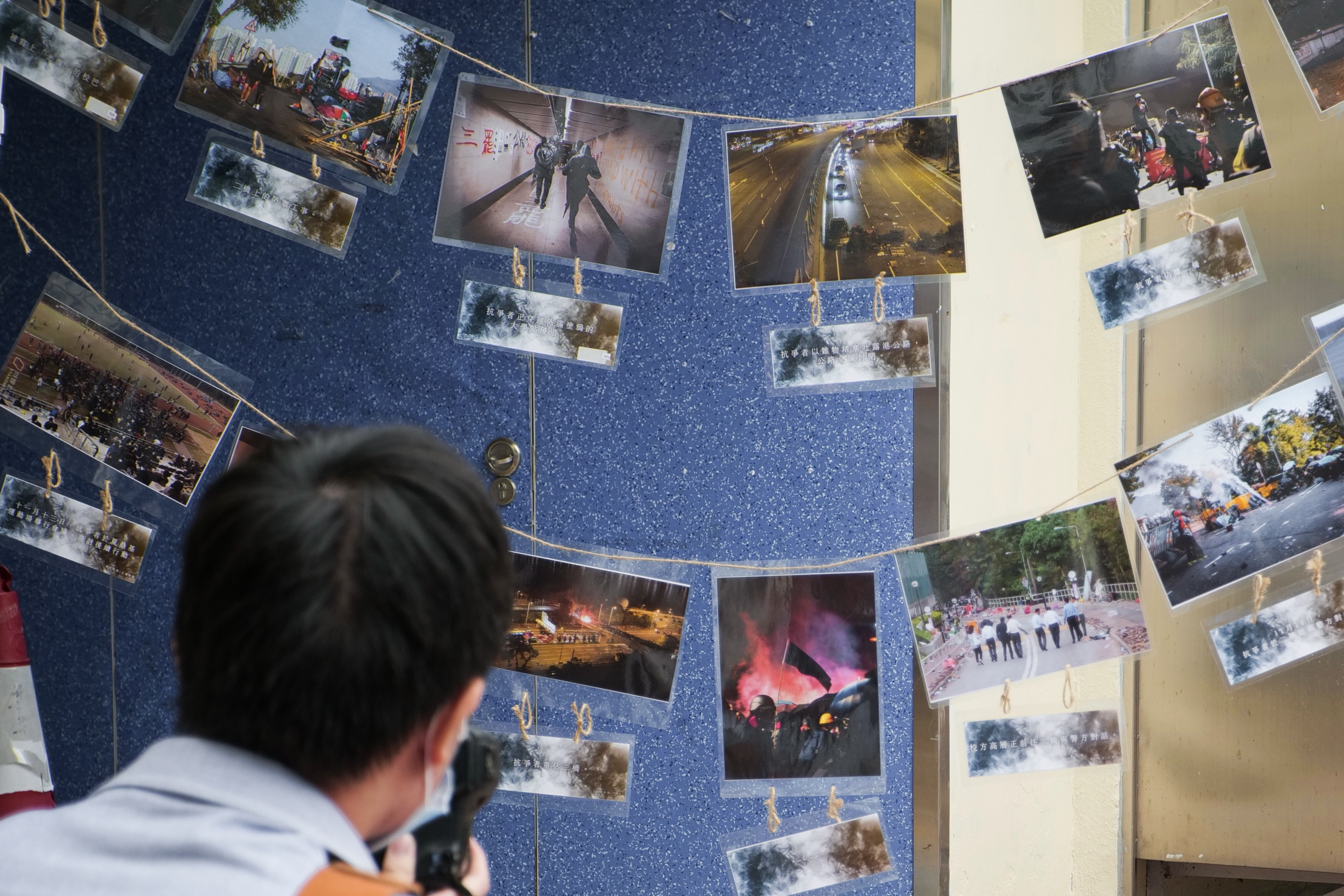 Hong Kong University Cuts Off Student Union Over Political Participation