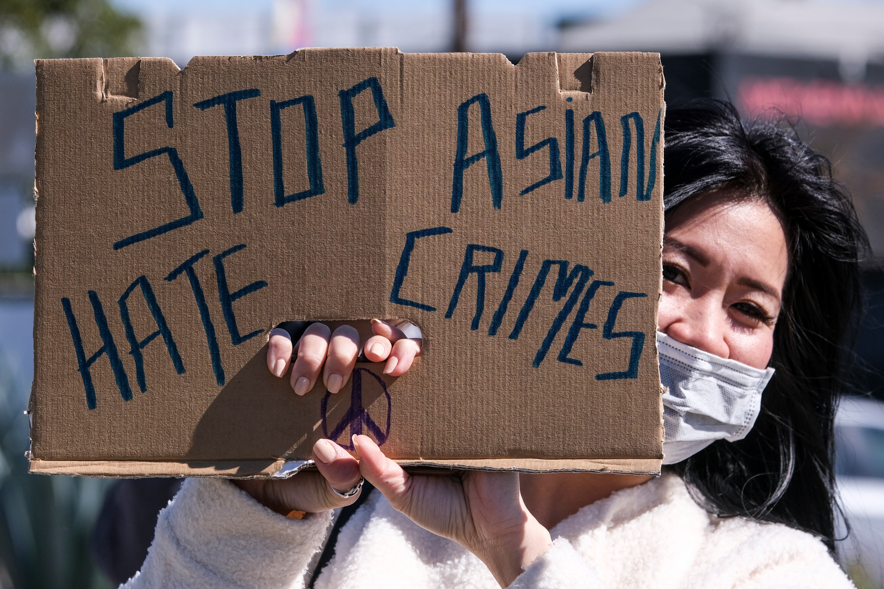 #StopAsianHate - cover