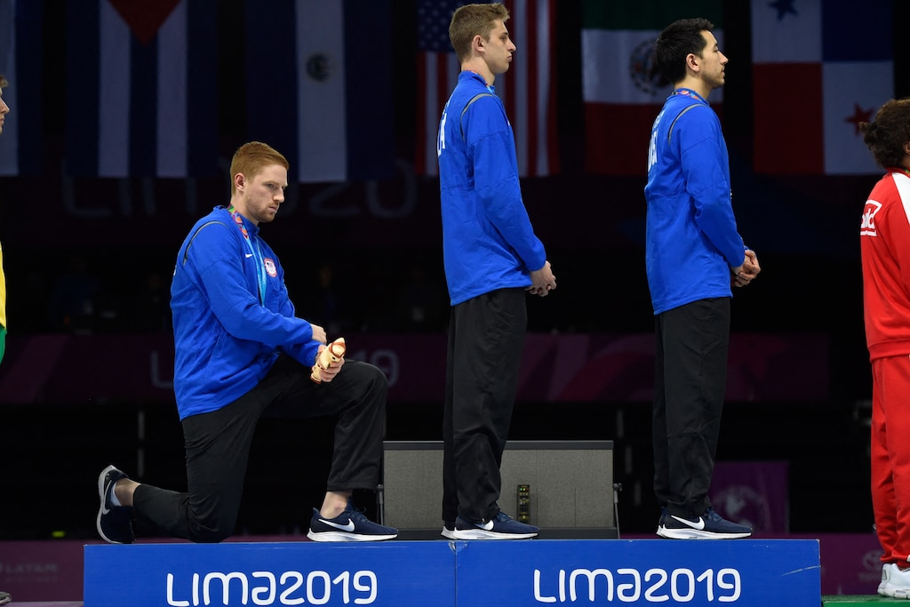 US Olympics Committee Sets Rules for Protests at US Olympic Trials