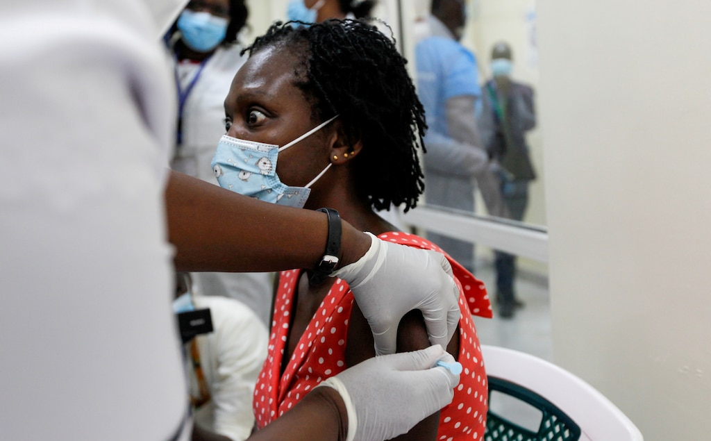 Kenyan Authorities Worried by Rise in New COVID Infections