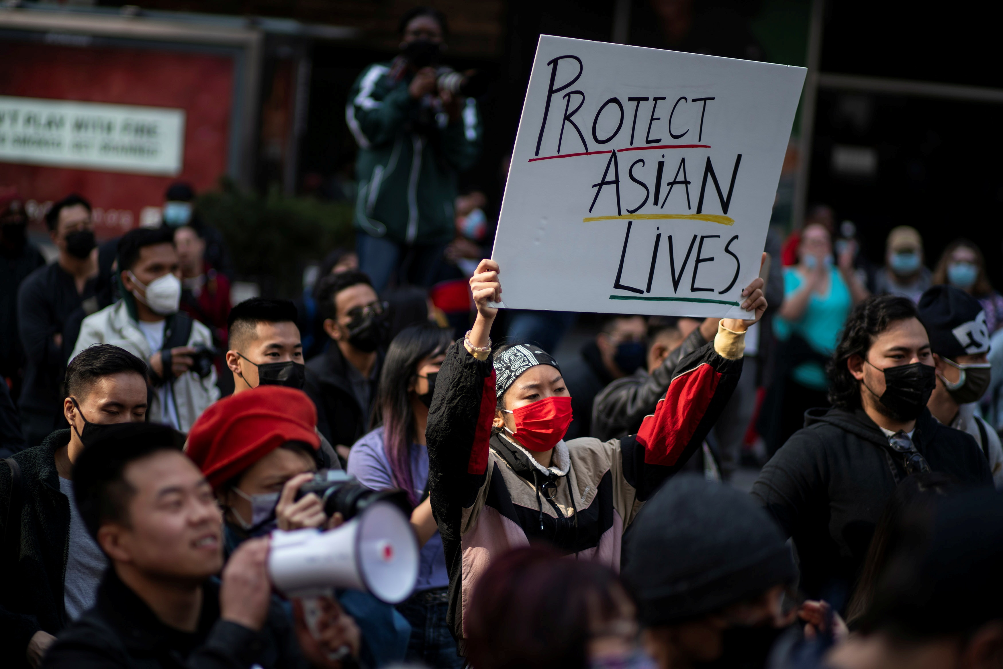 www.voanews.com: Attacks on Asian Americans Spiked by 150% in First Quarter of 2021