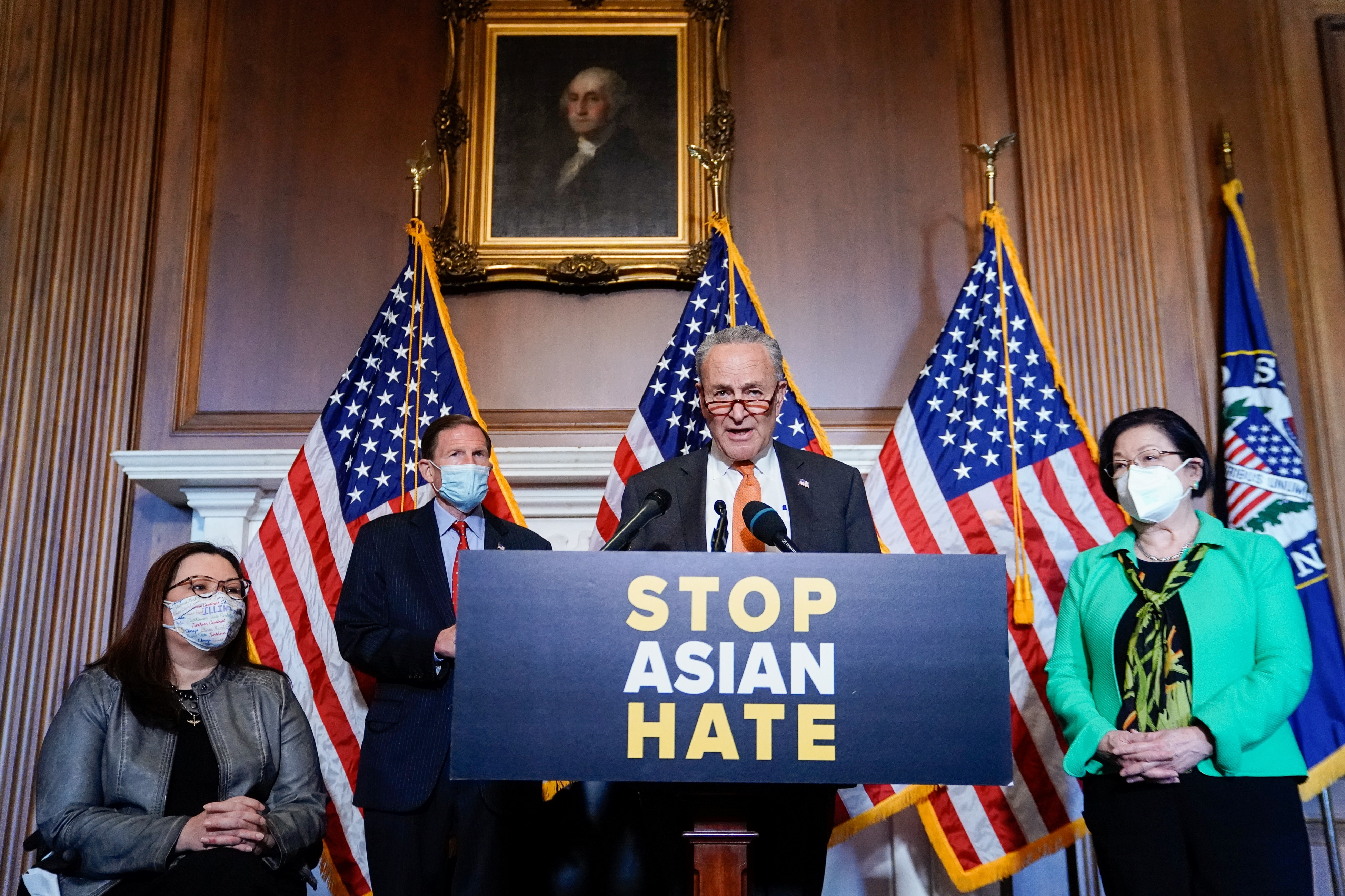 Anti-Asian Hate Crimes Bill passes in United States