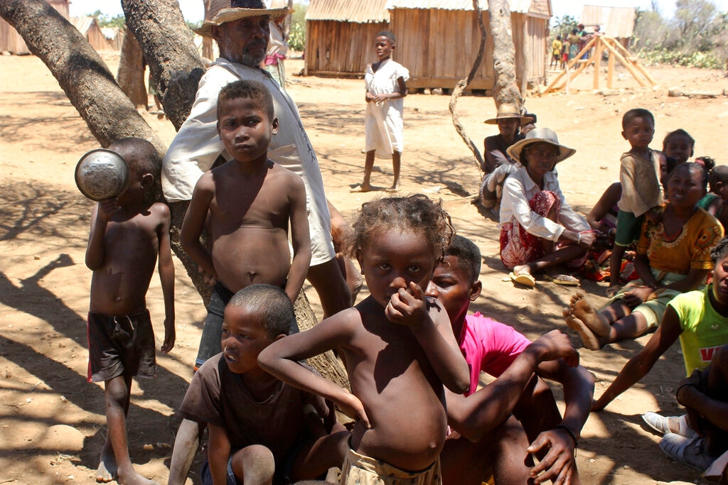 UN Reports Acute Food Insecurity in Southern Madagascar