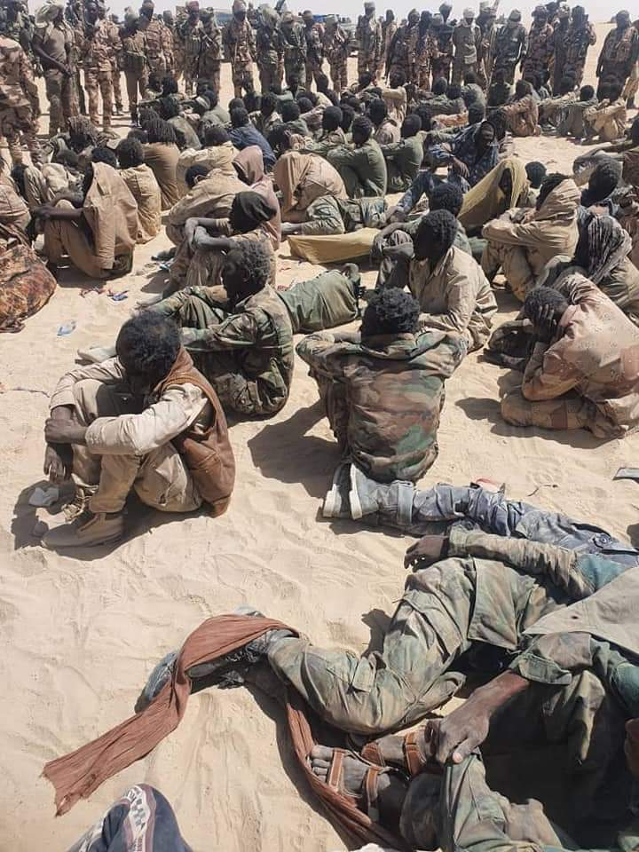 Chad Army Says It Has Stopped Rebel Advance Toward Capital