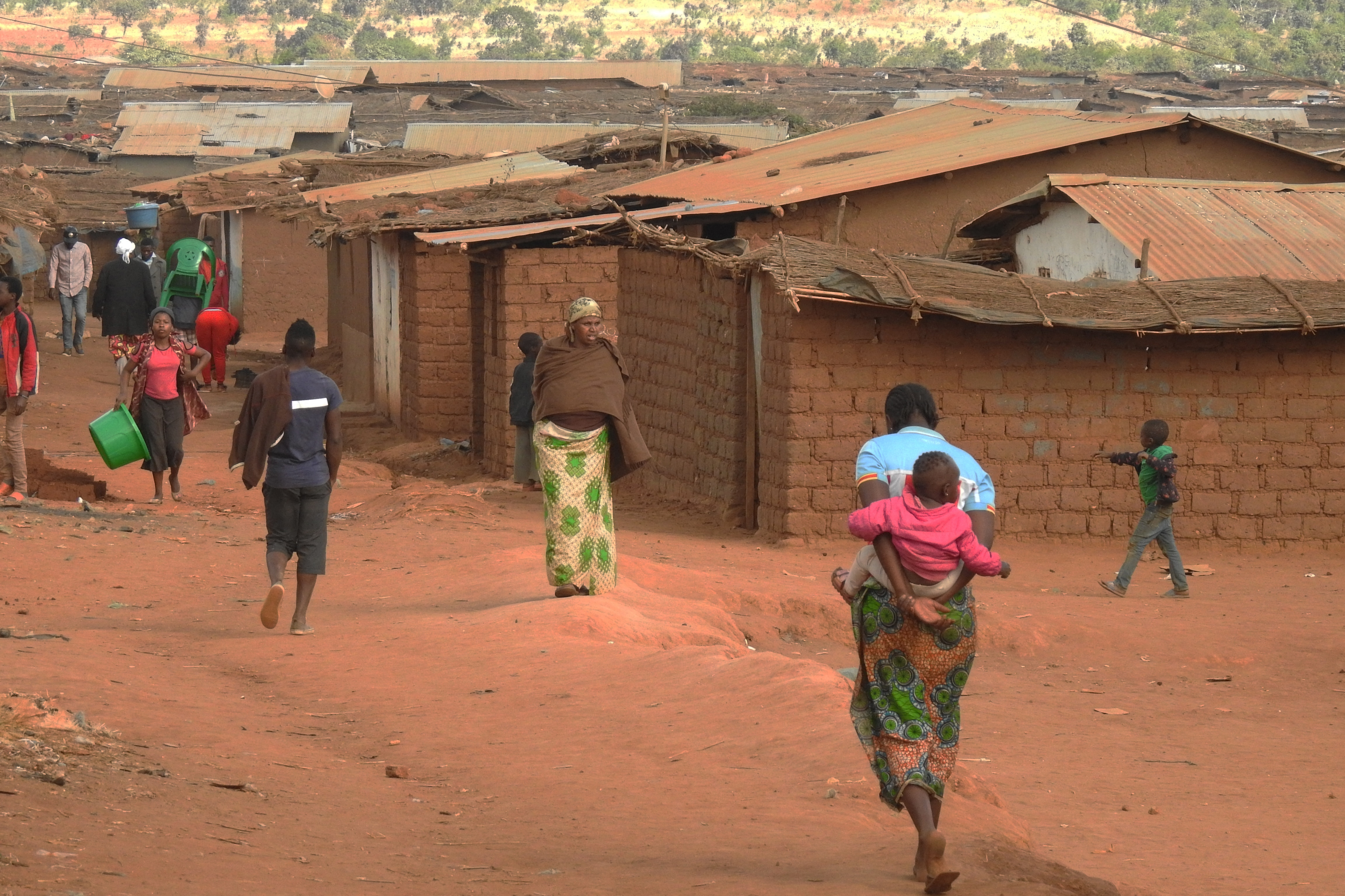 Malawi President Stands Firm on Refugees Relocation