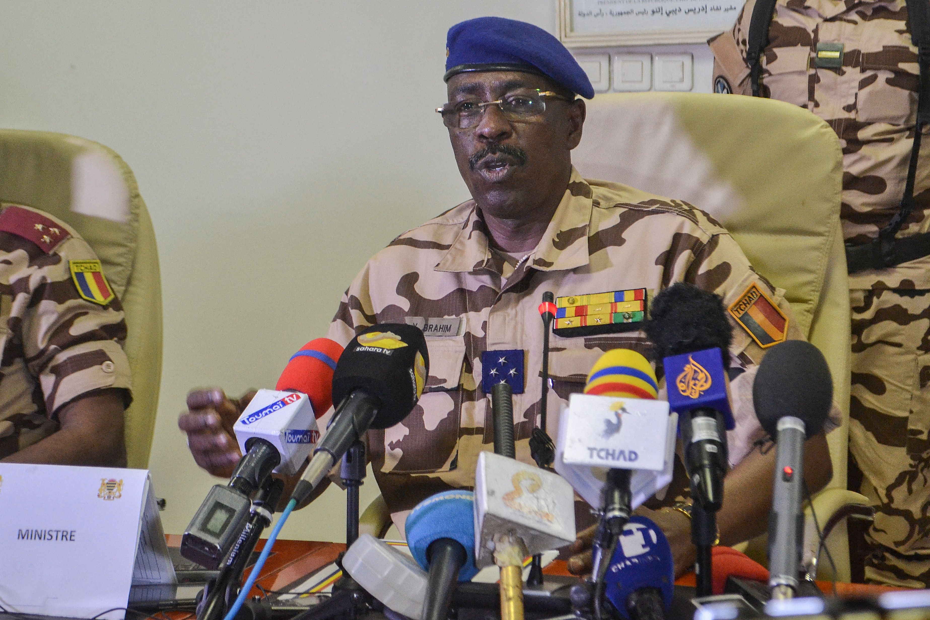 Chad's Military Council Seeks Central African States Support