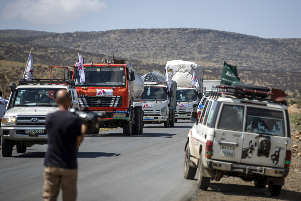 Ethiopia Suspends Work of Two Aid Groups Active in Tigray