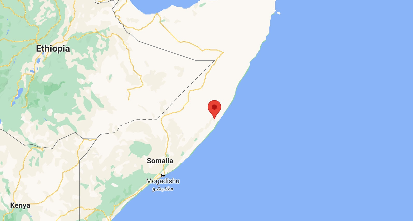 US Military Targets Al-Shabab in Somalia With More Airstrikes