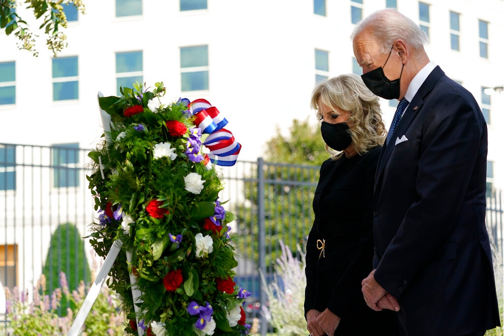 www.voanews.com: American Leaders Urge Unity at Somber, Emotional 9/11 Anniversary Events