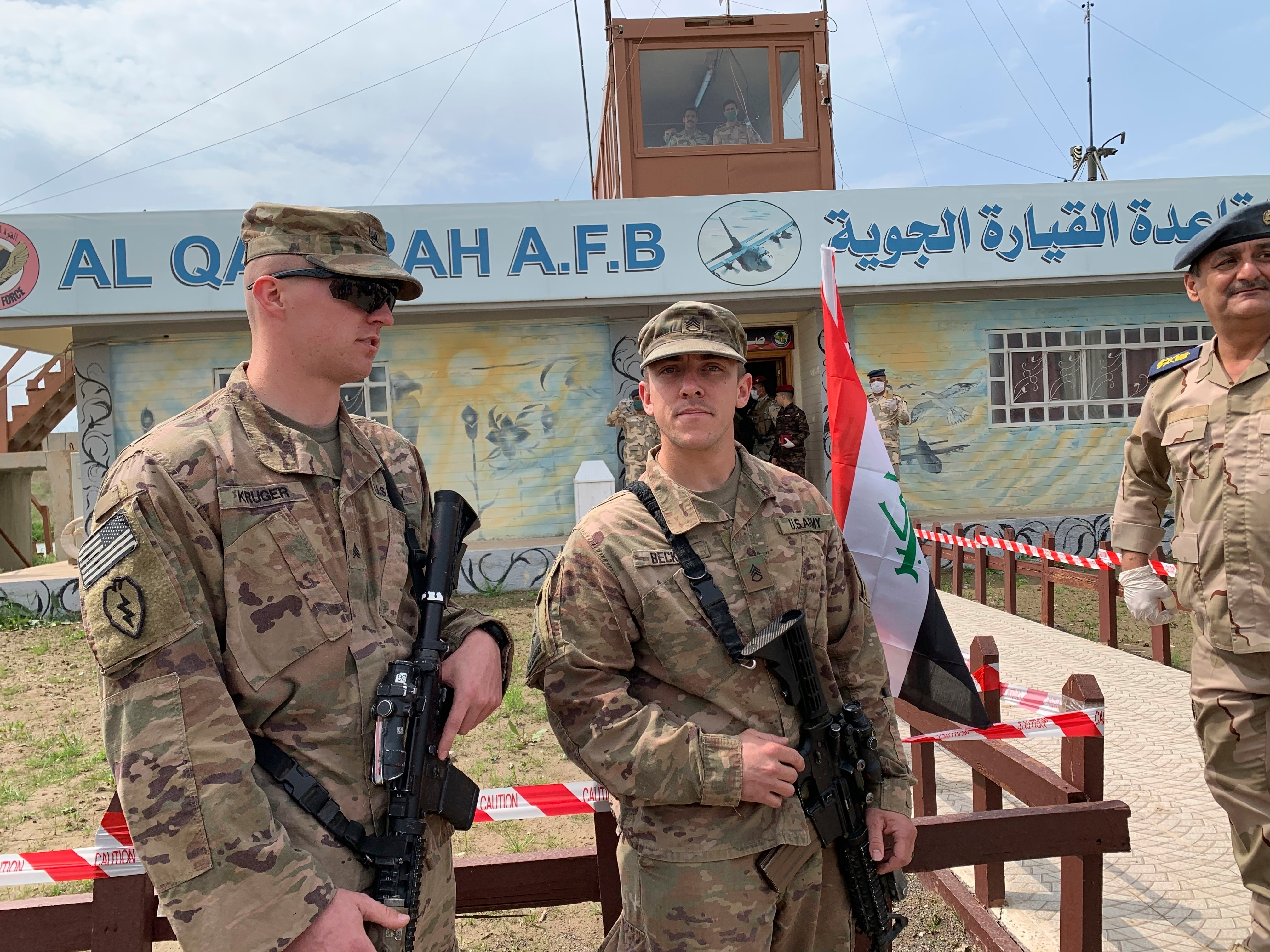 Hopes, No Dates, for US Withdrawal From Iraq