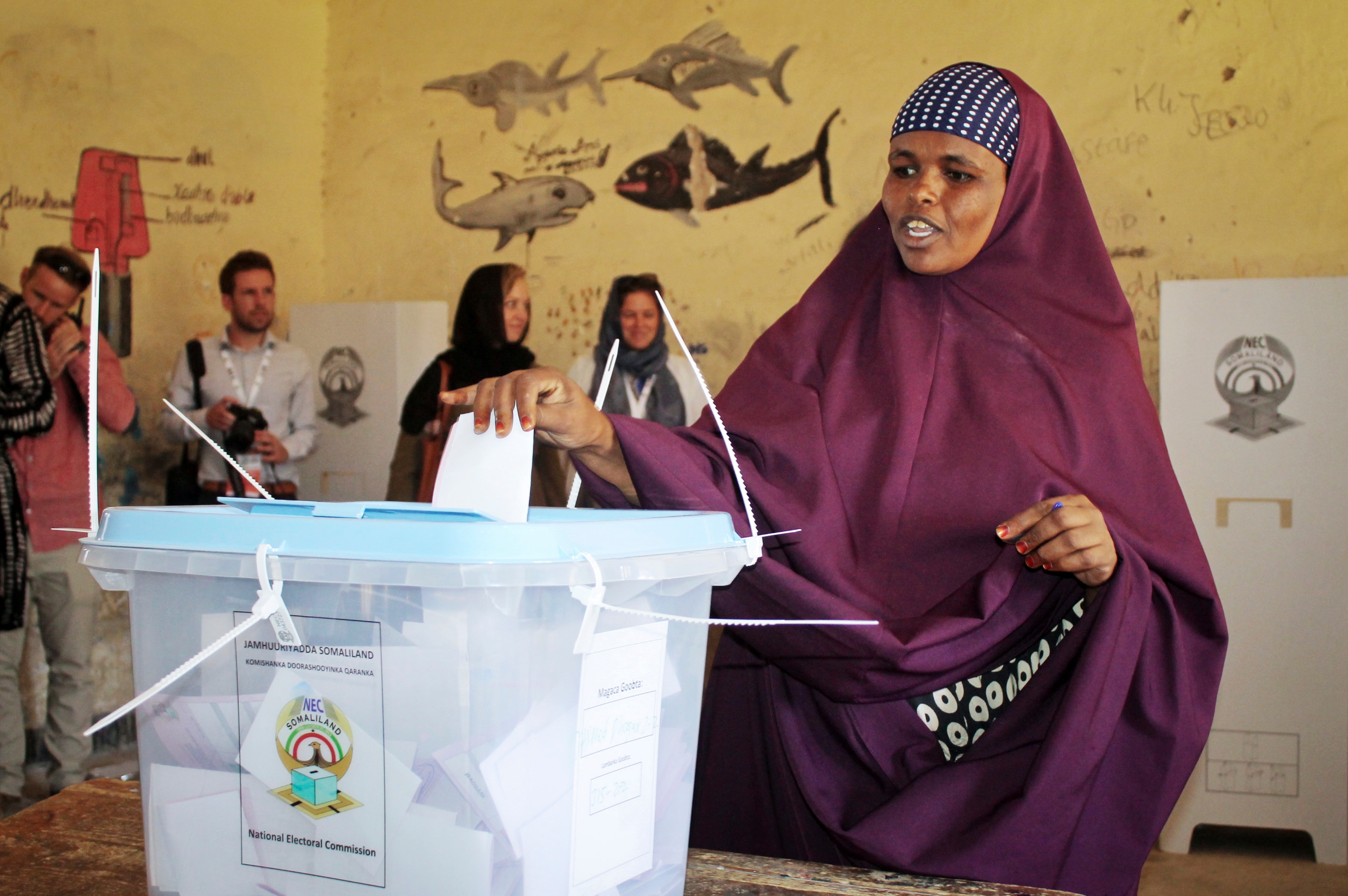 Polls Open in Somaliland's Local and Parliamentary Elections