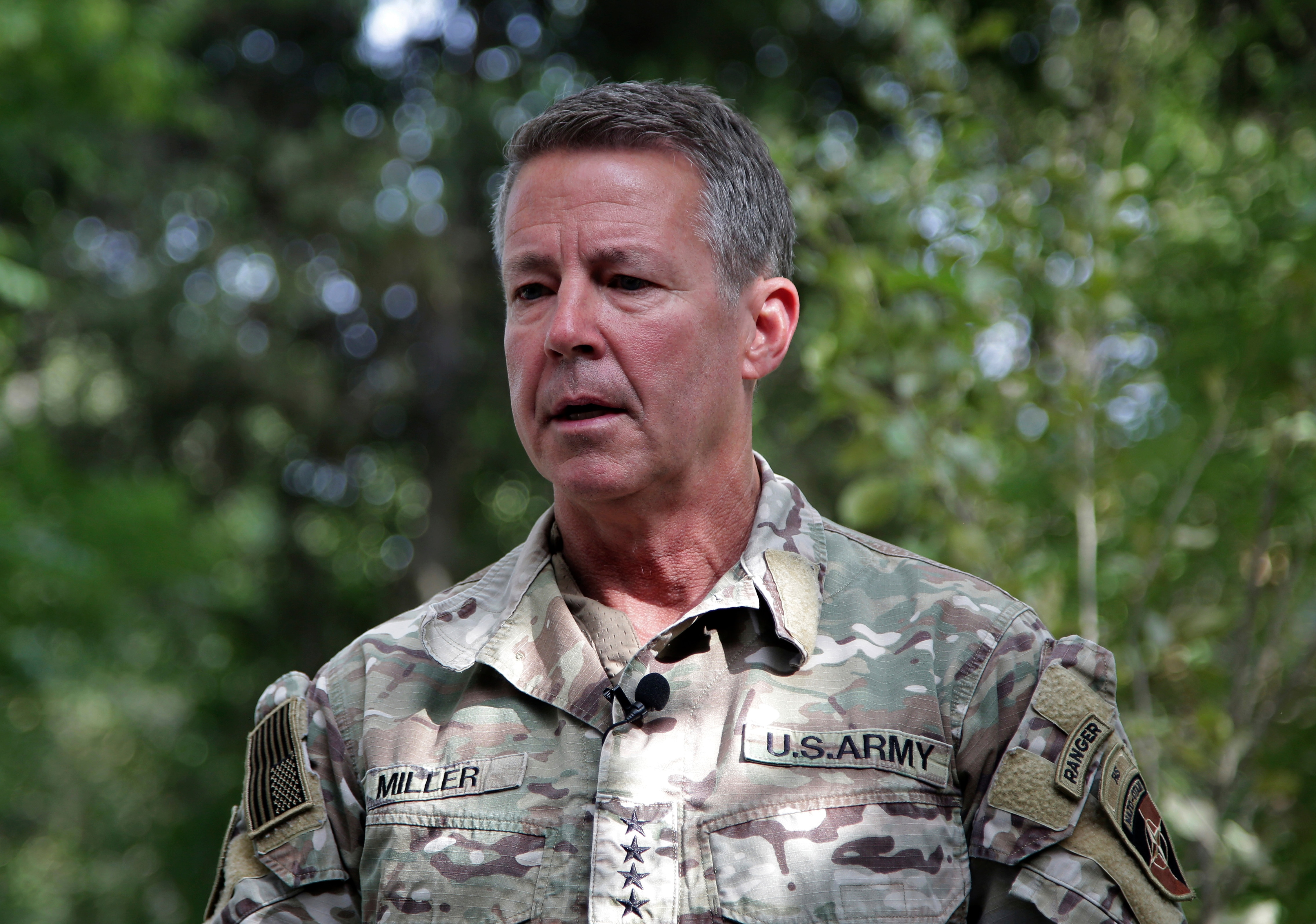 In Symbolic End to War, US General to Step Down from Command in Afghanistan