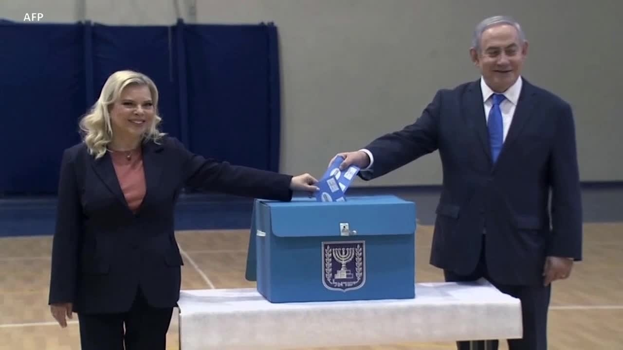 Embattled Netanyahu Makes Comeback in Israel's Latest Election