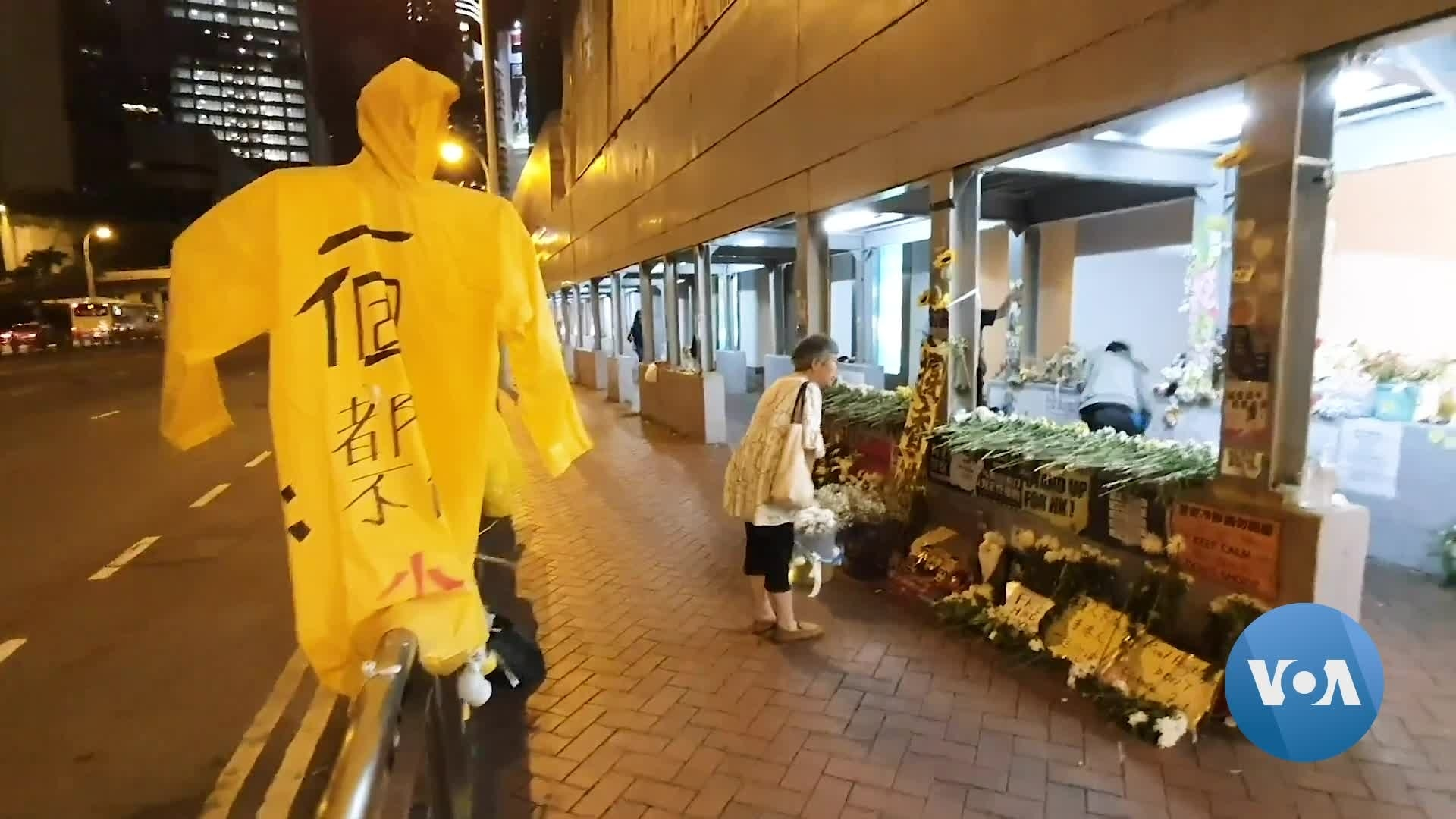 Hong Kong Protest Movement Grapples with Suicides