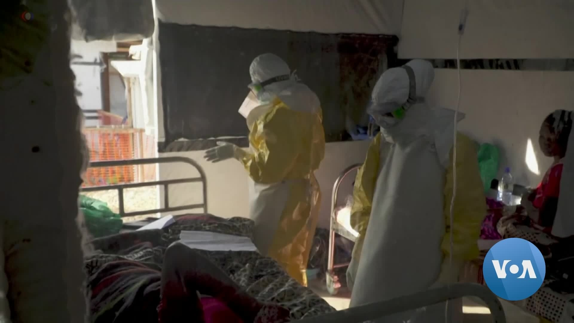 Third Ebola Death in DR Congo's Goma Sparks Fear in Neighboring Countries