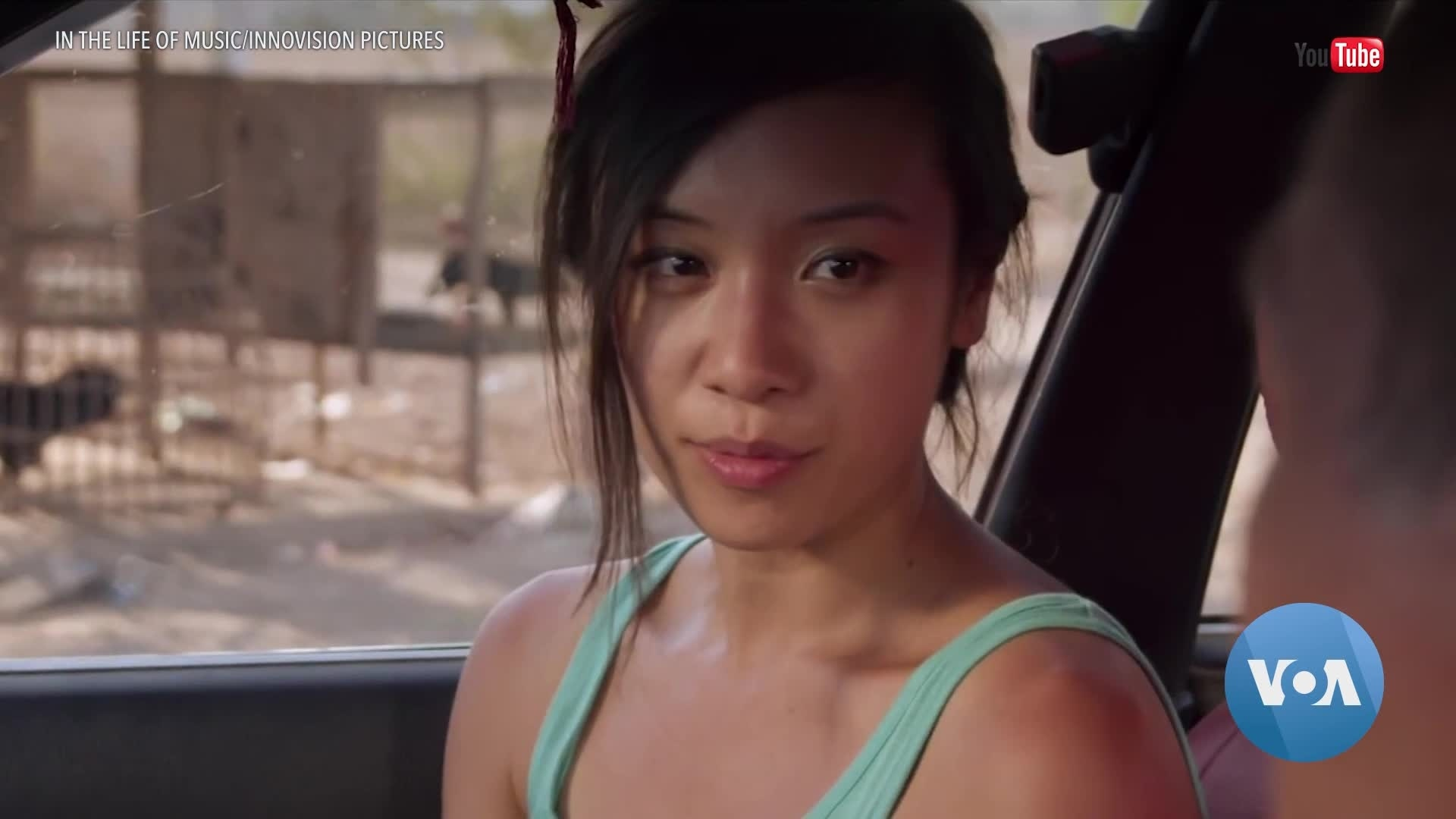 Cambodian-Canadian Actress Ellen Wong Plays Child of Refugee in Film