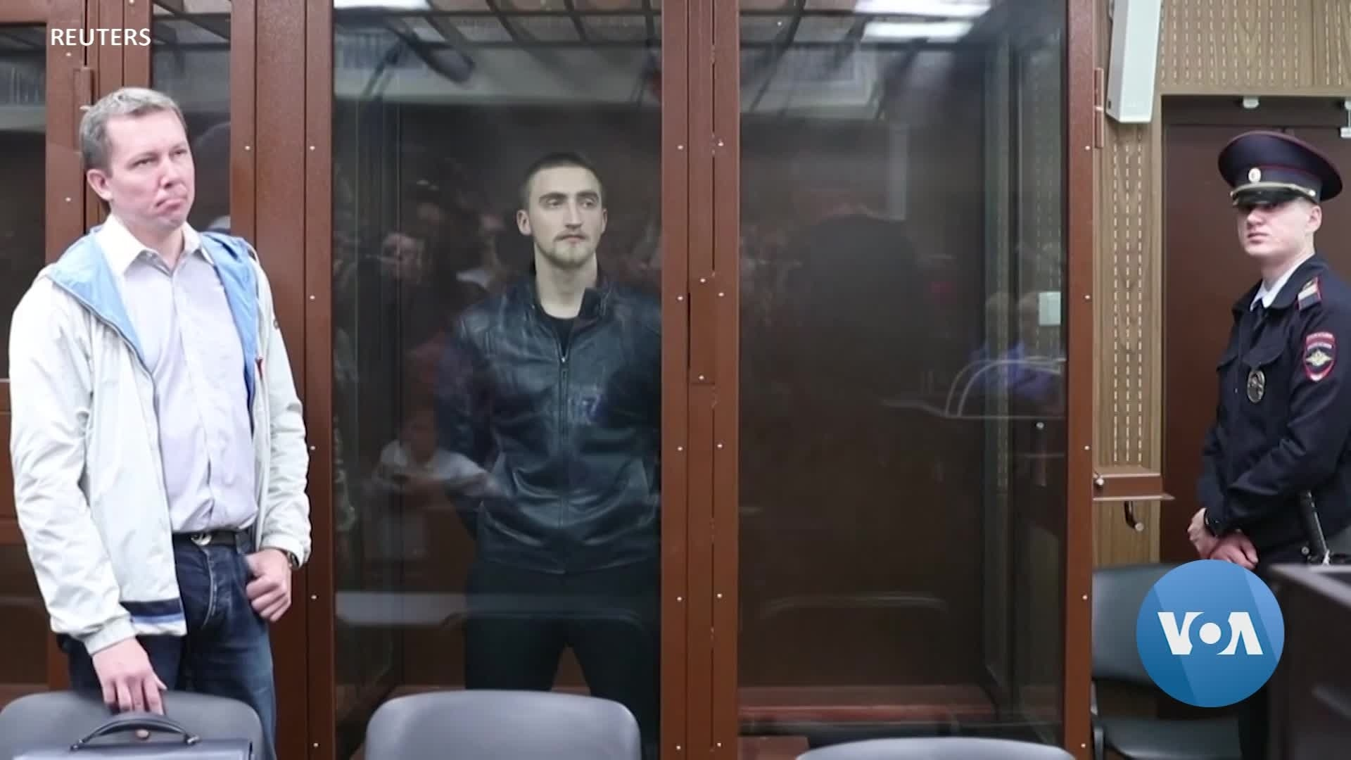 In Fight Against Repression, Actor's Release a Victory for Russian Civil Society