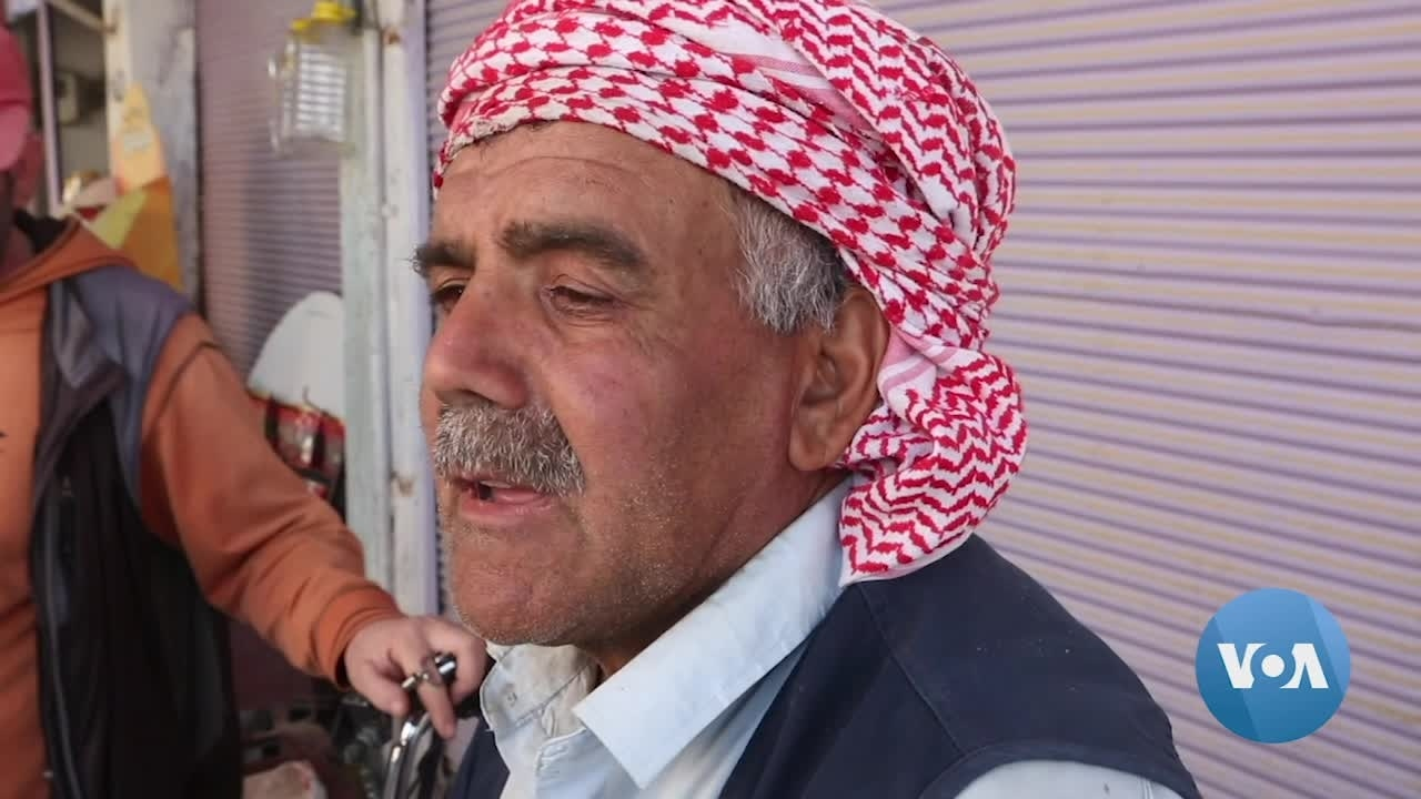Kurds in Syria Mourn Loss of Lives and Territory