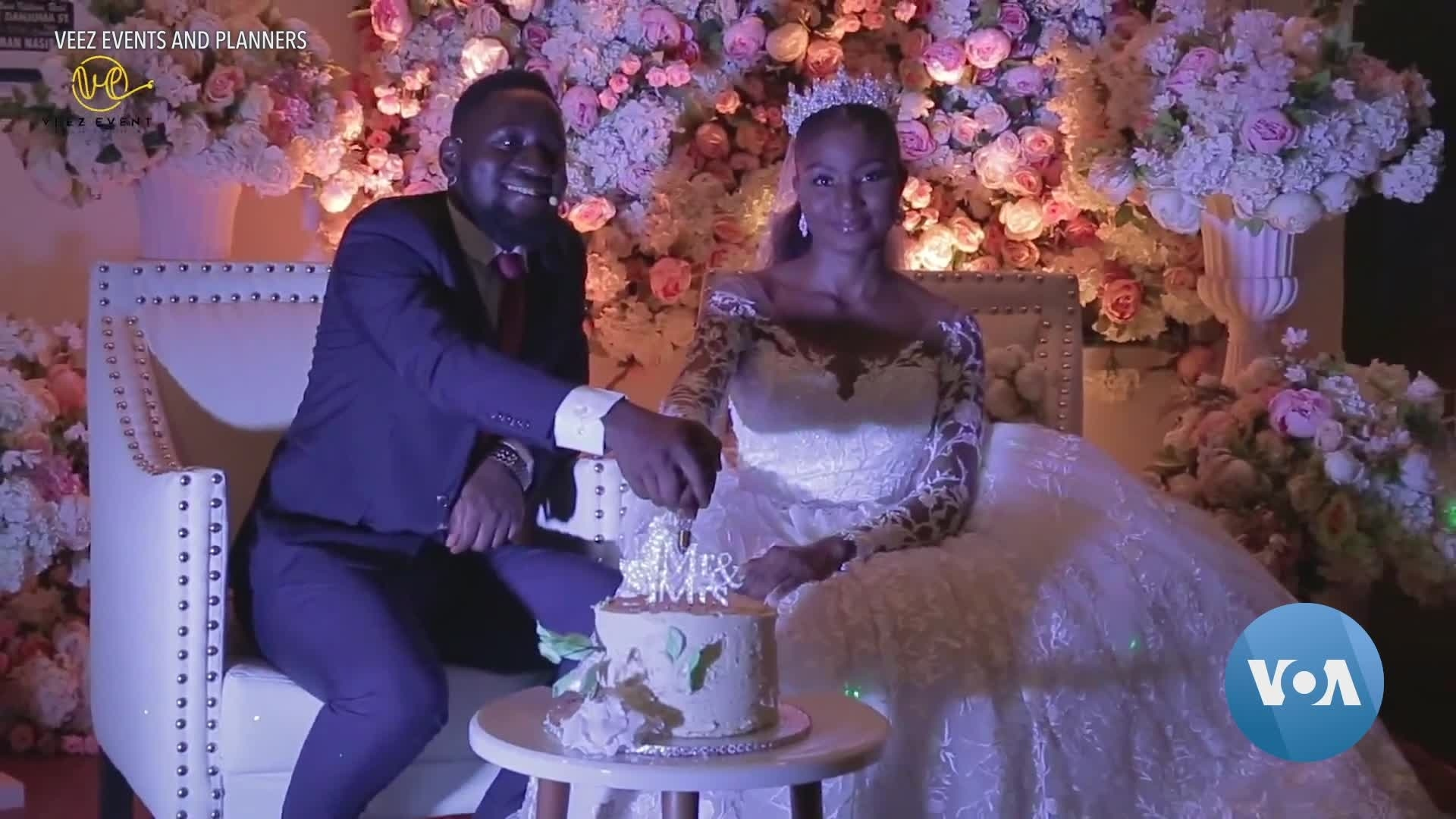 Nigeria's Fast-Growing Wedding Industry Struggles During Pandemic