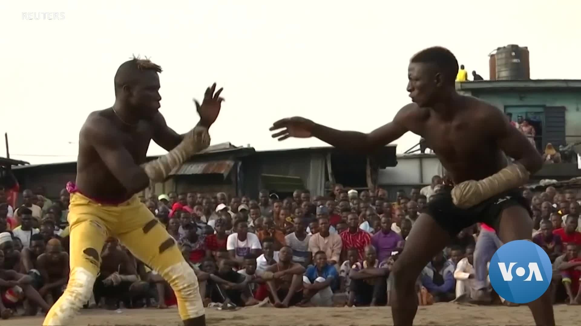 "Nigerian Boxing Mixes ""Bloodsport"" with Mixed Martial Arts while Generating Income for Fighters"