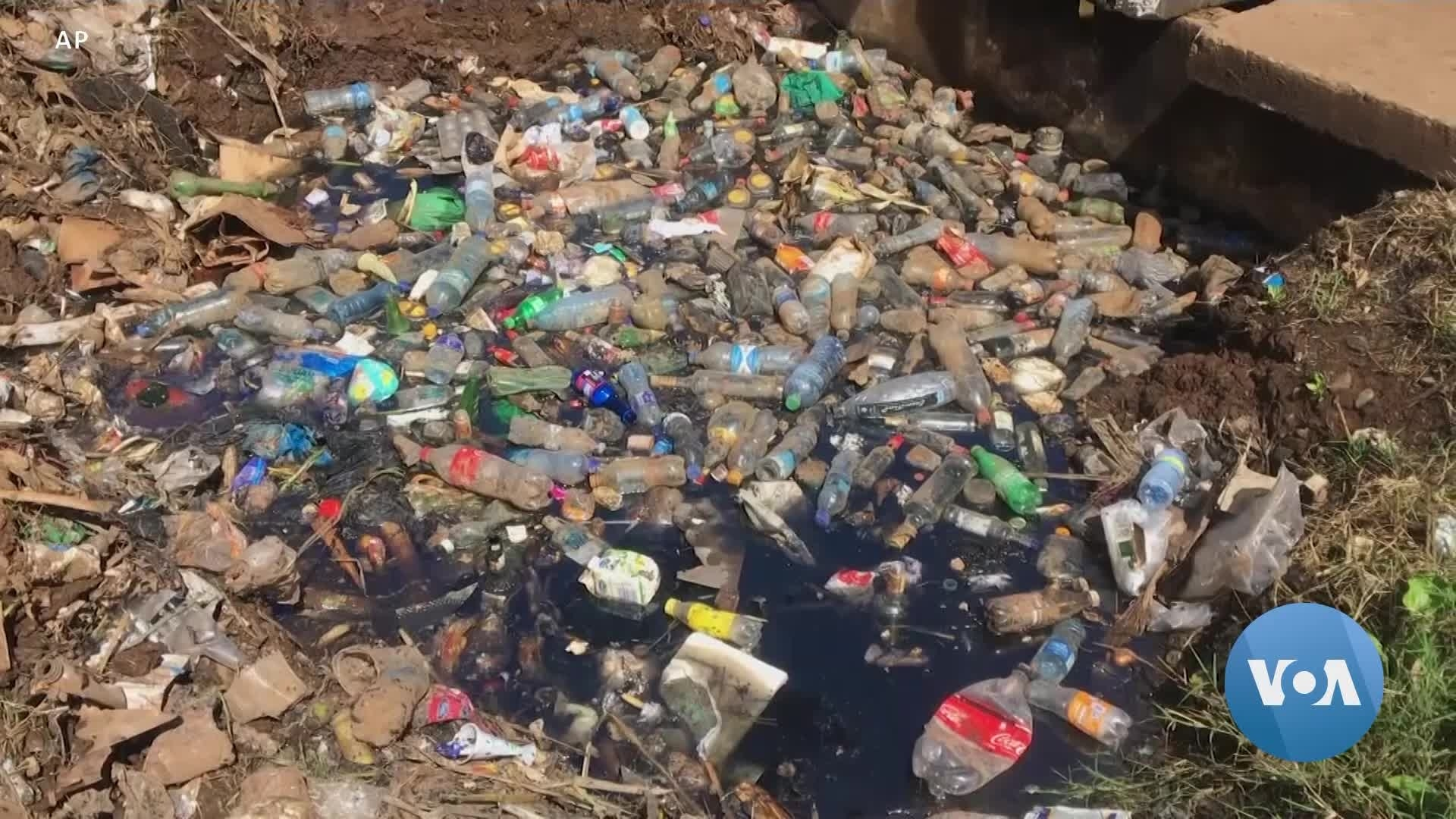 Kenya Has a Perilous Plastic Pollution Problem