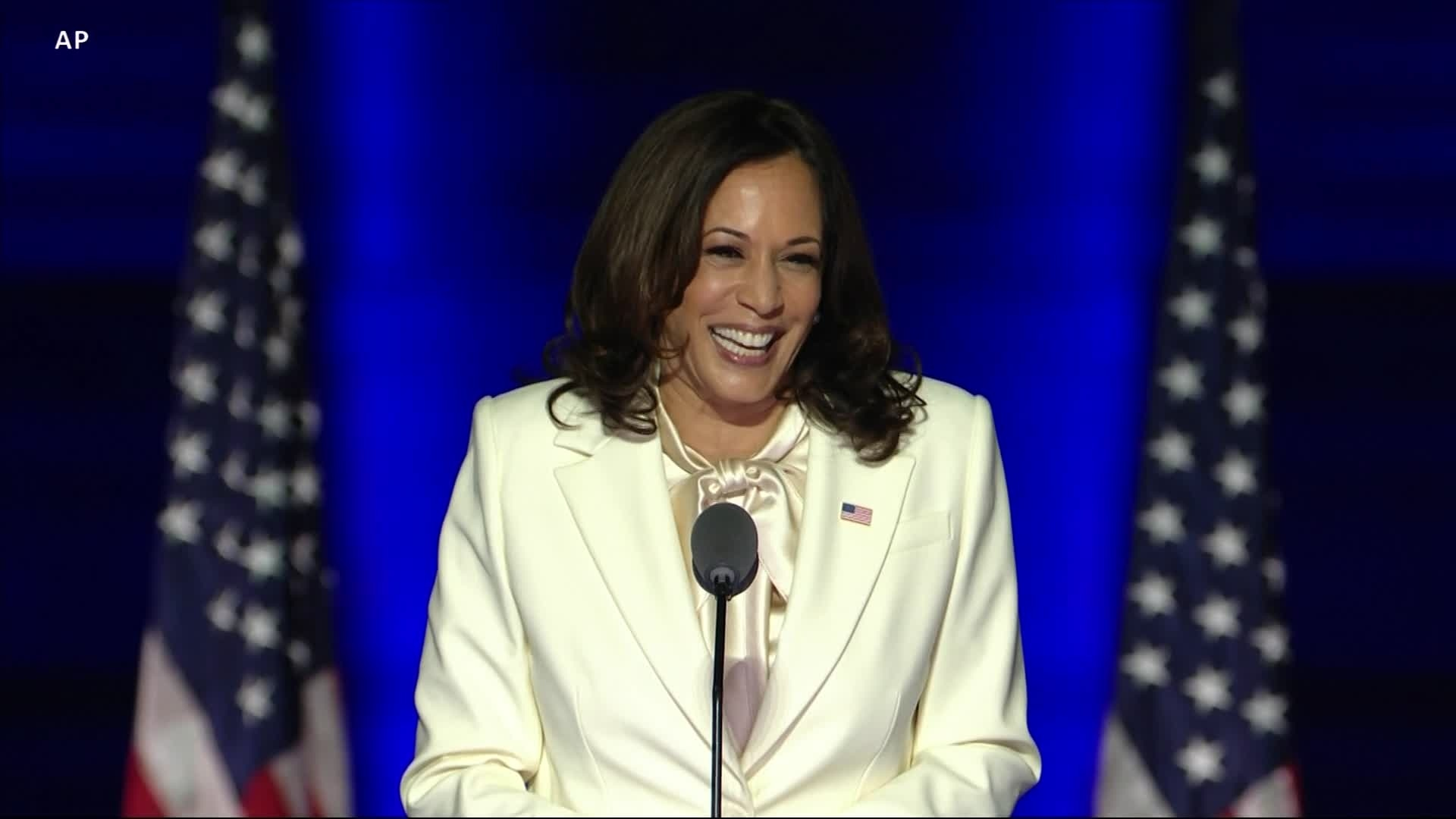 Vice President-elect Kamala Harris Victory Rally Speech
