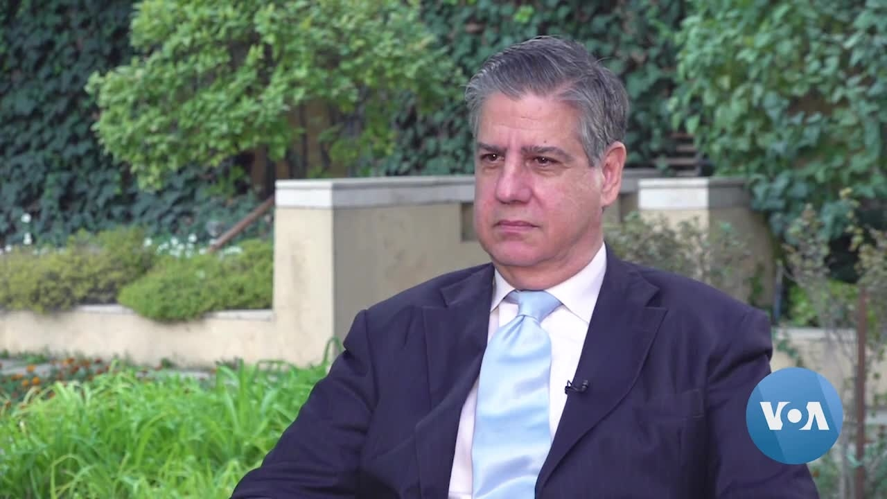 VOA Exclusive Interview: Taliban Driven Violence at 10-Year High, NATO Rep. Tells VOA