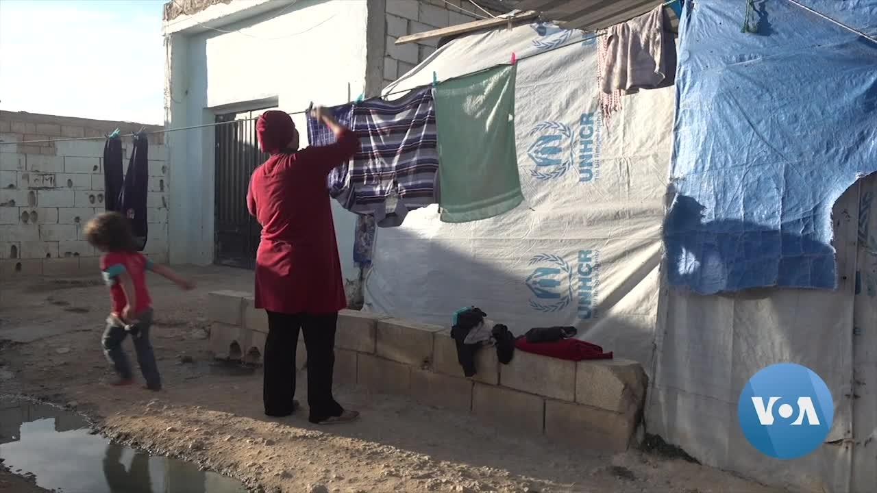 As Lebanon's Crisis Continues, Syrian Refugees' Fears Grow