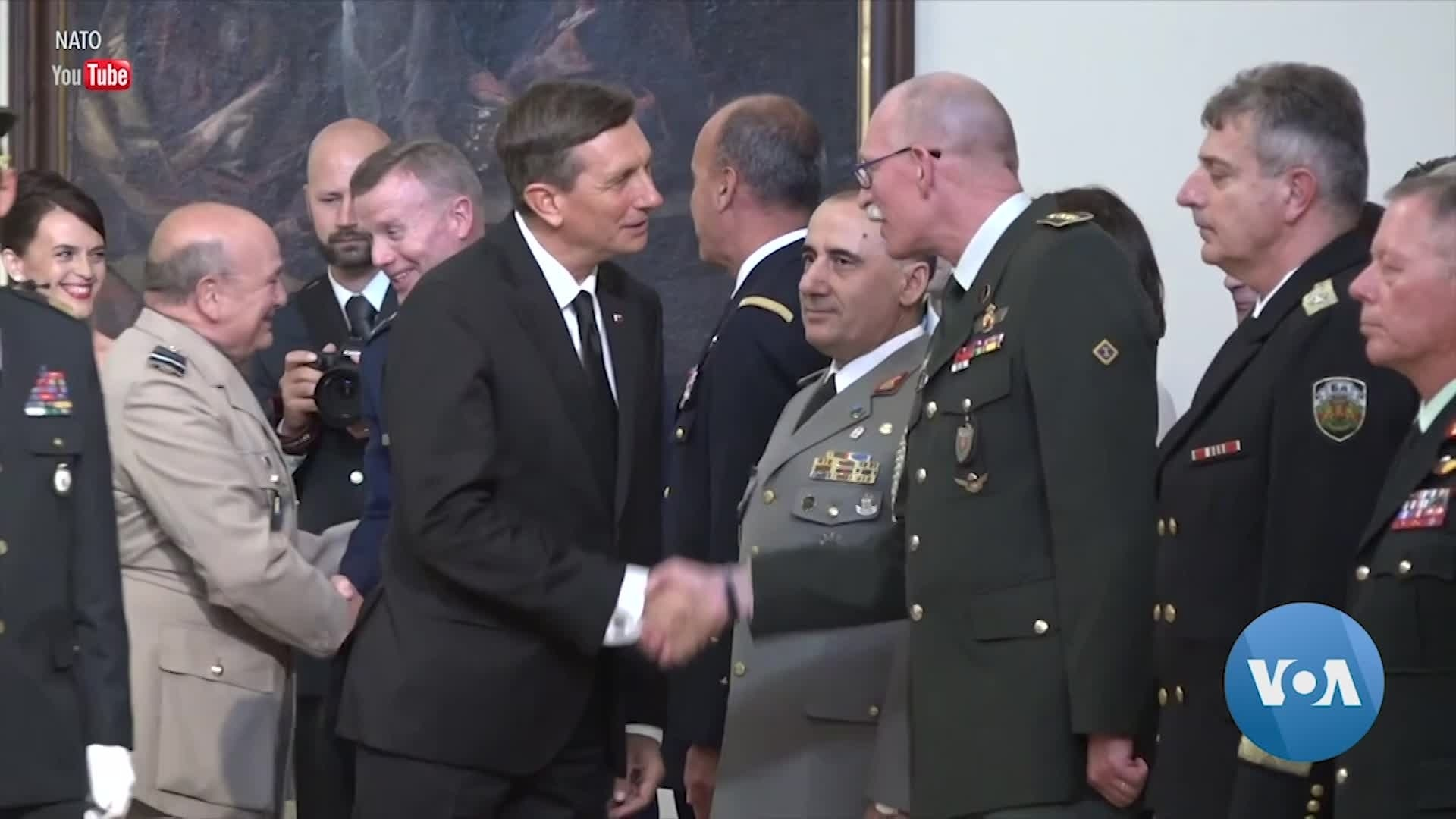 NATO Commander Foresees Violence, Hopes to Bring Stability in Afghan Elections