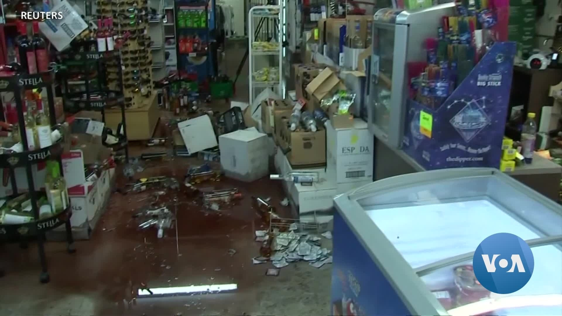 California Assesses Damage After Second Major Earthquake