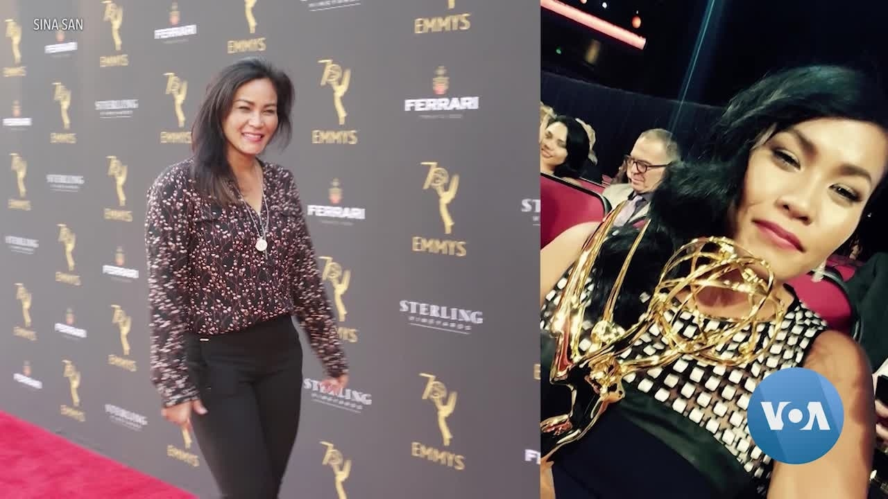 Emmy-Winning Visual Effects Artist Draws From Her Cambodian Roots