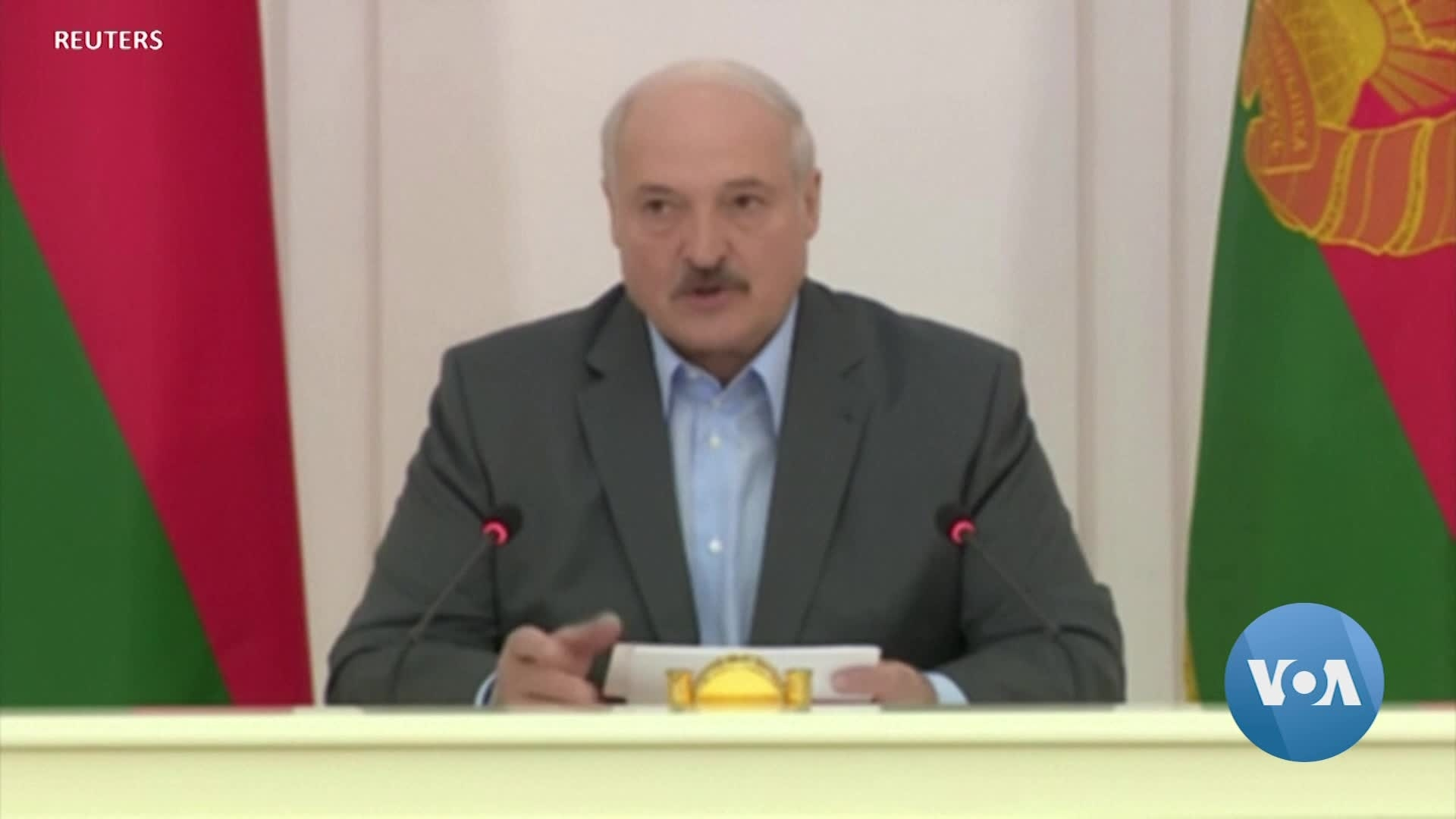 Opposition Rejects Belarus Results as Protests Erupt